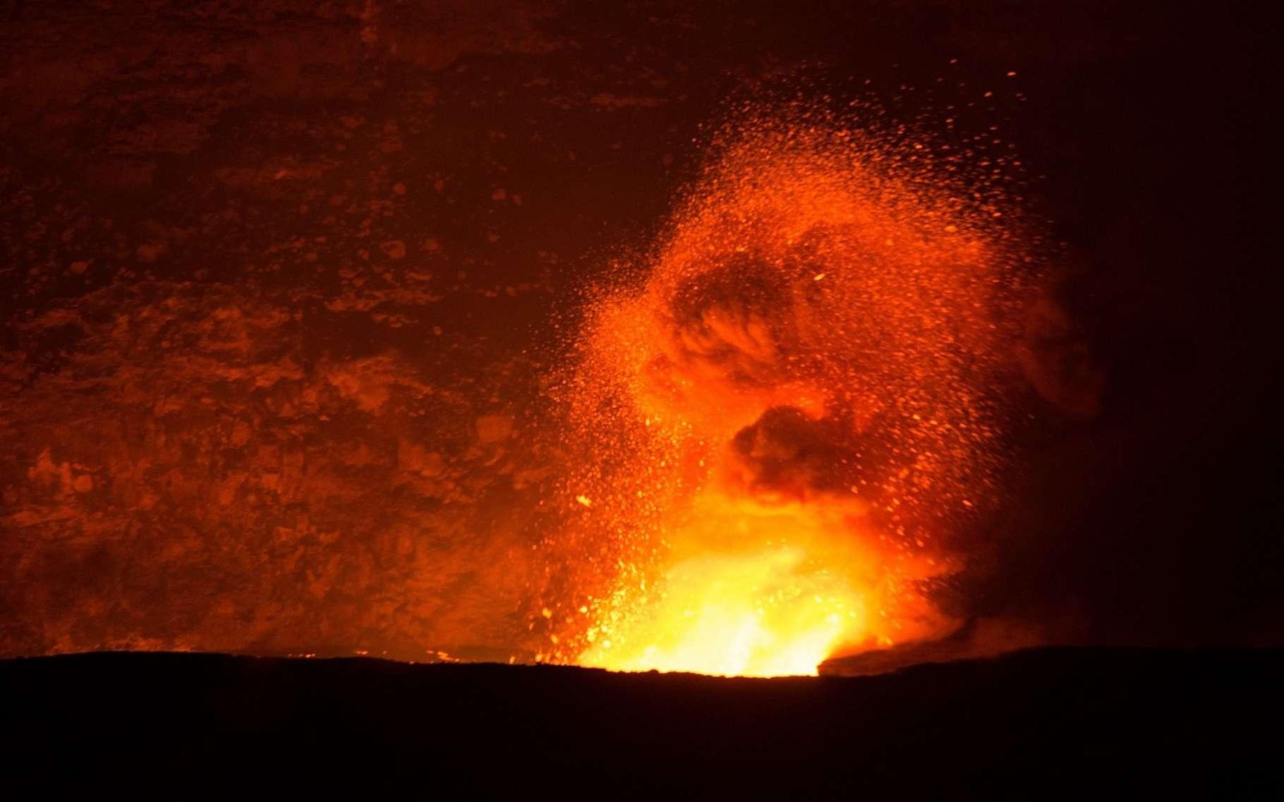 Des chercheurs ont découvert une centaine de volcans cachés sous l'Australie. © skeeze, Pixabay License