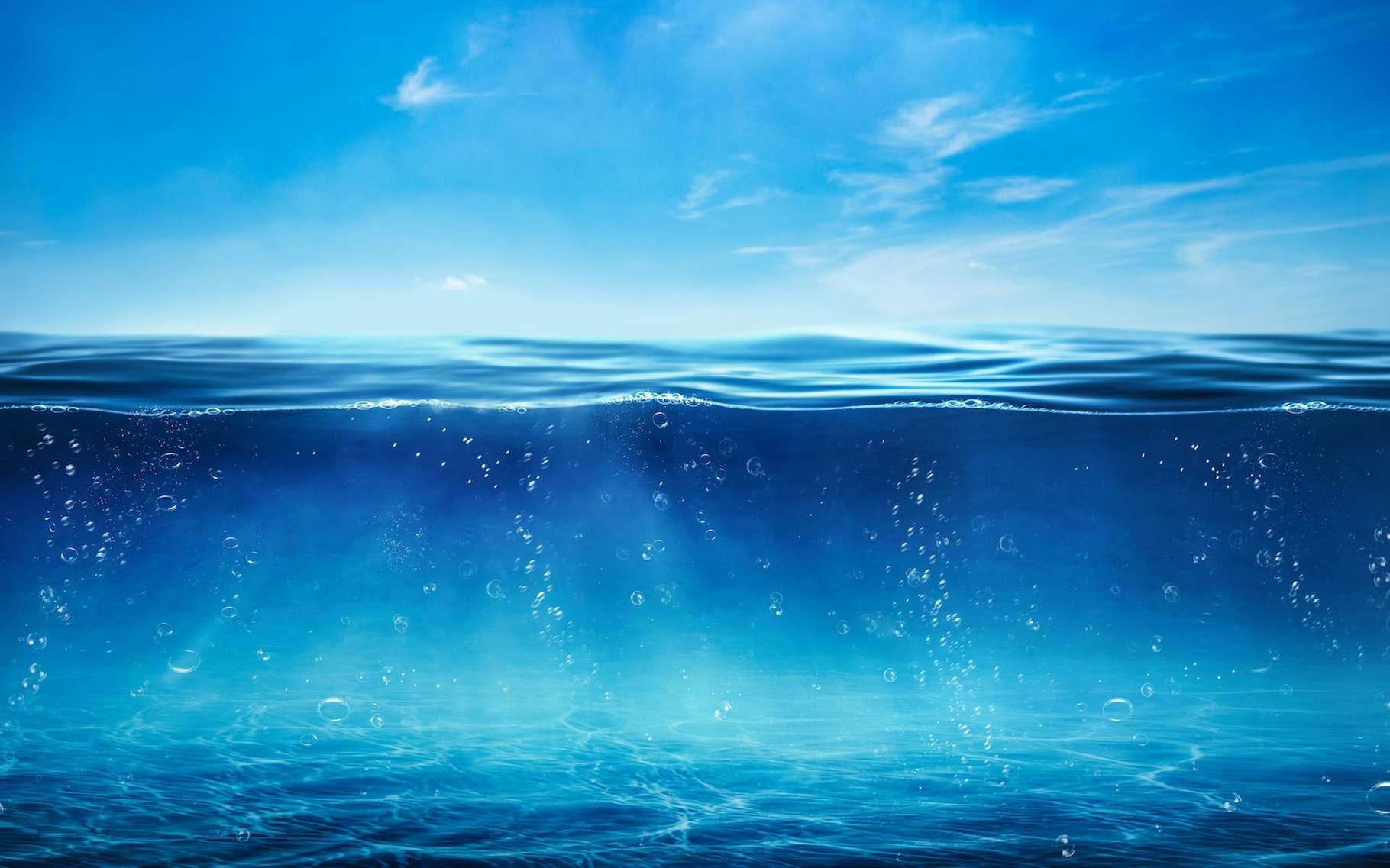 Des chercheurs de l'université d'Exeter (Royaume-Uni) estiment que les océans absorbent plus de CO2 que ce que la plupart des modèles suggèrent. © Sagittarius Pro, Adobe Stock