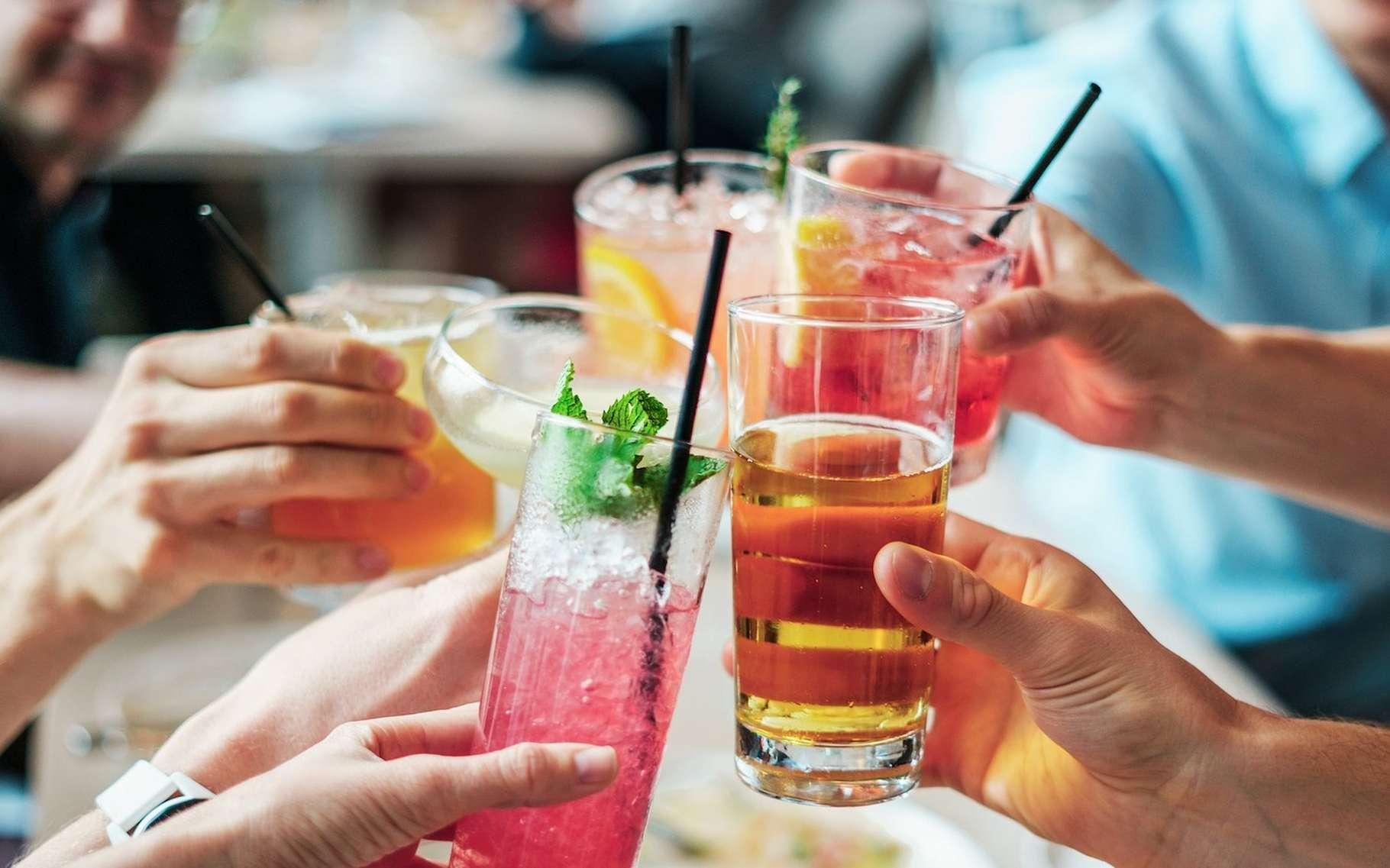 Une équipe de chercheurs a étudié la façon dont les molécules et les gènes réagissent face à la conservation des souvenirs liés au mécanisme de récompense lorsque l'on consomme de l'alcool. © bridgesward, Pixabay, CC0 Creative Commons