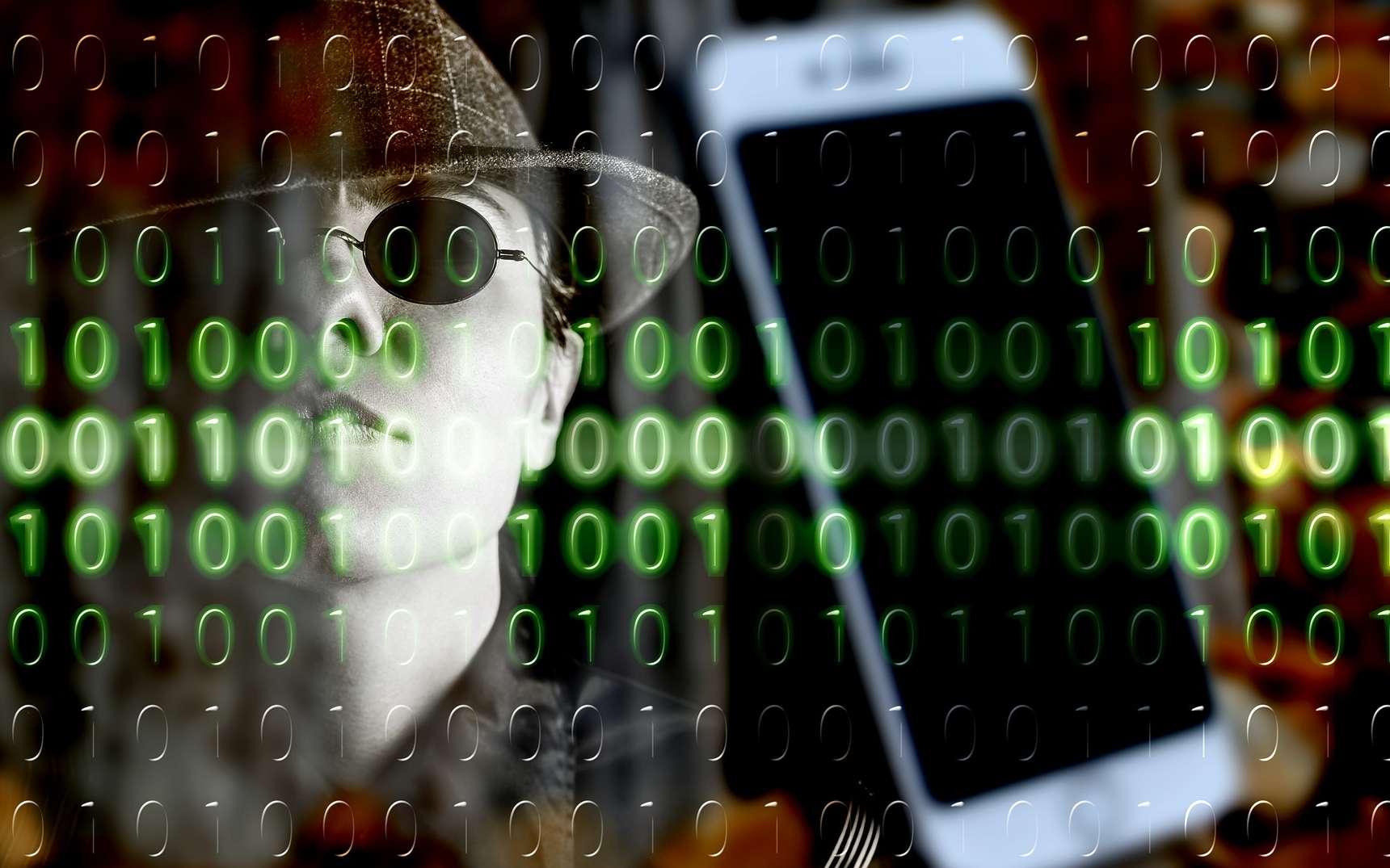 Depuis quatre ans, Mandrake se cache dans des applications pour siphonner les données personnelles des utilisateurs © Gerd Altmann / Pixabay