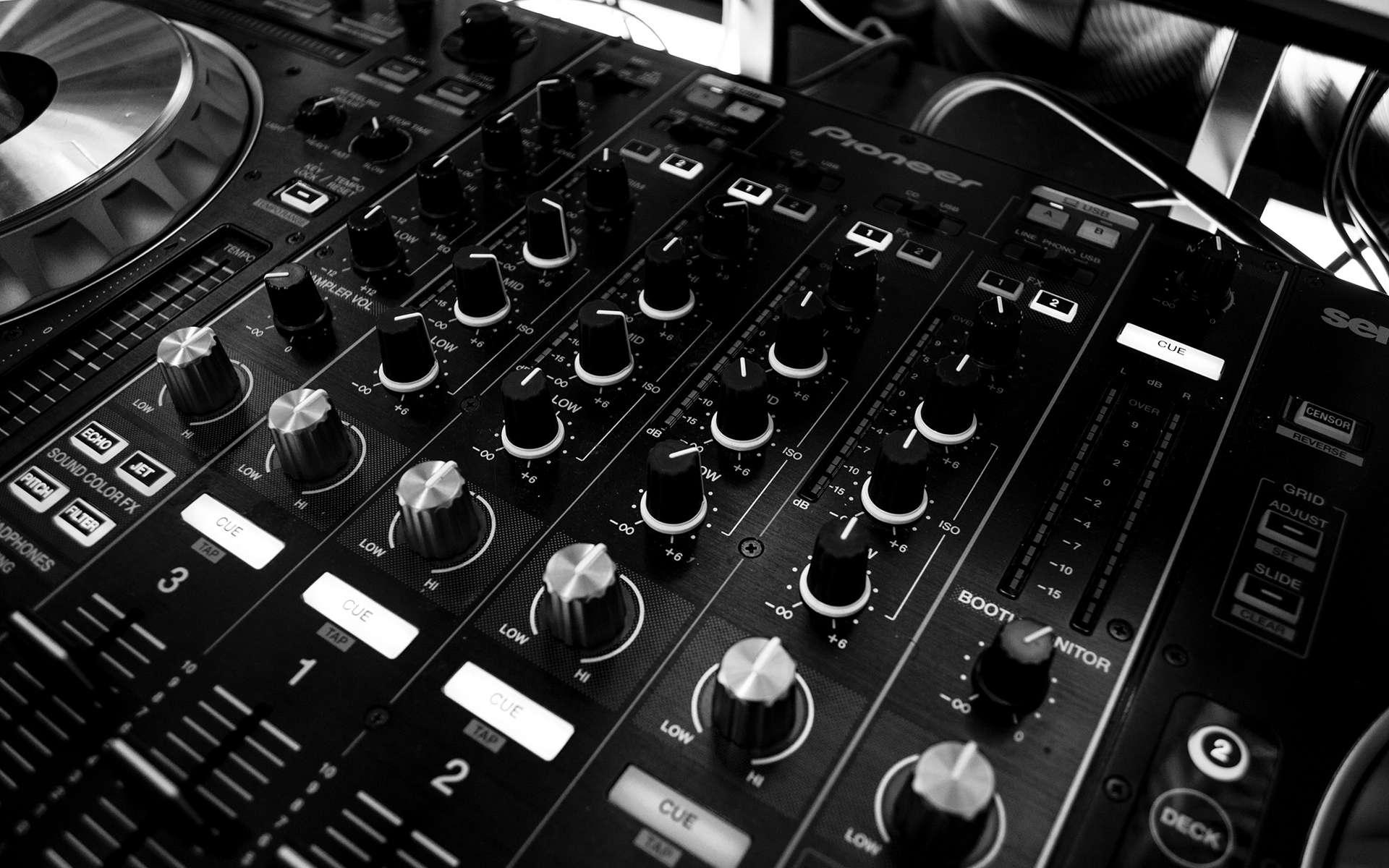 Futura vous explique comment éditer un fichier audio avec Audacity. © pxhere.com