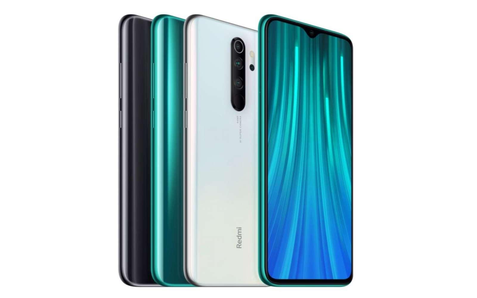 À un prix très raisonnable, Xiaomi continue de proposer des smartphones très complets et au design réussi. © Xiaomi