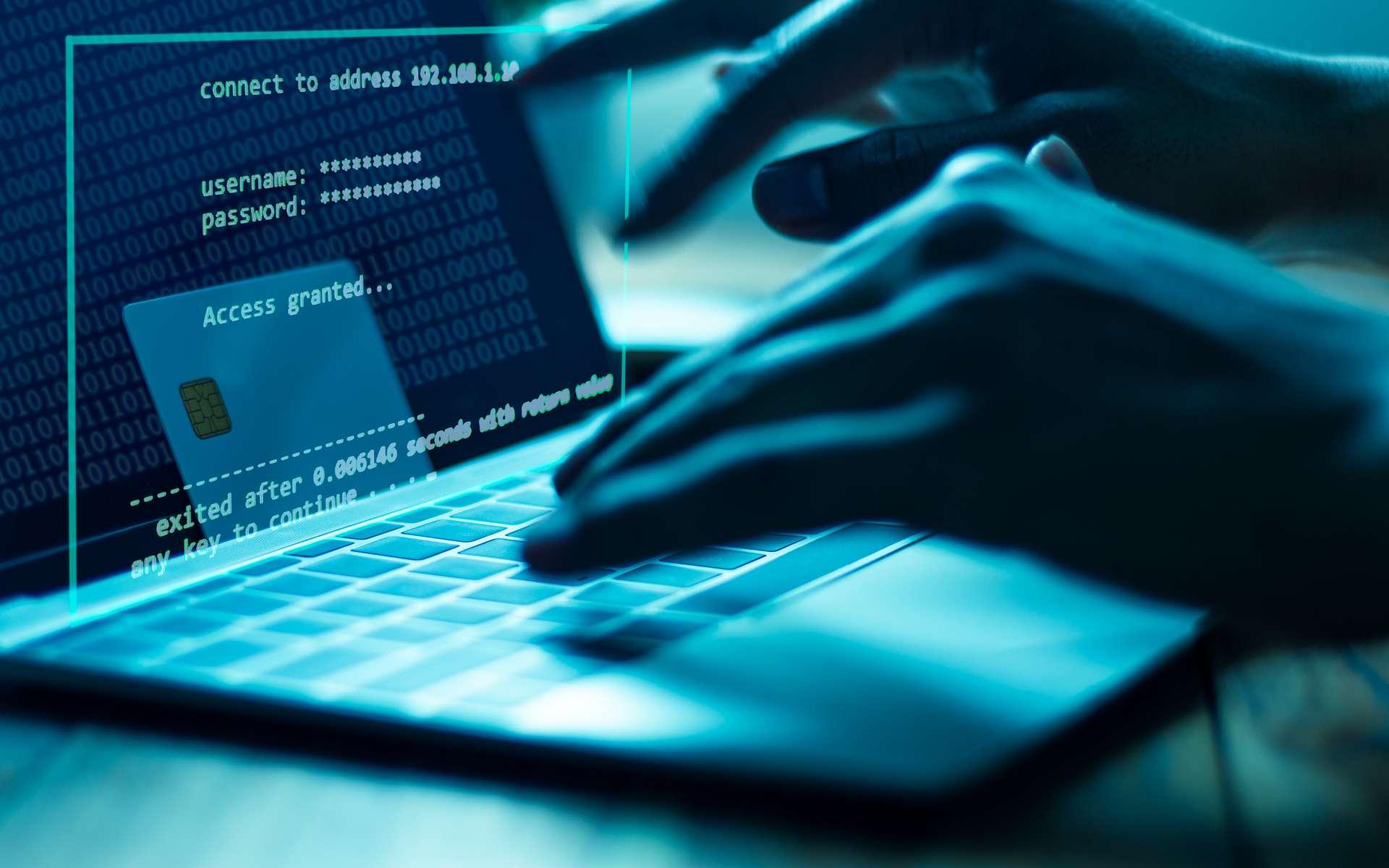 Les données personnelles de près de 40 millions de Français se retrouvent en vente sur le dark web. © Jariyawat Thinsandee, Getty Images