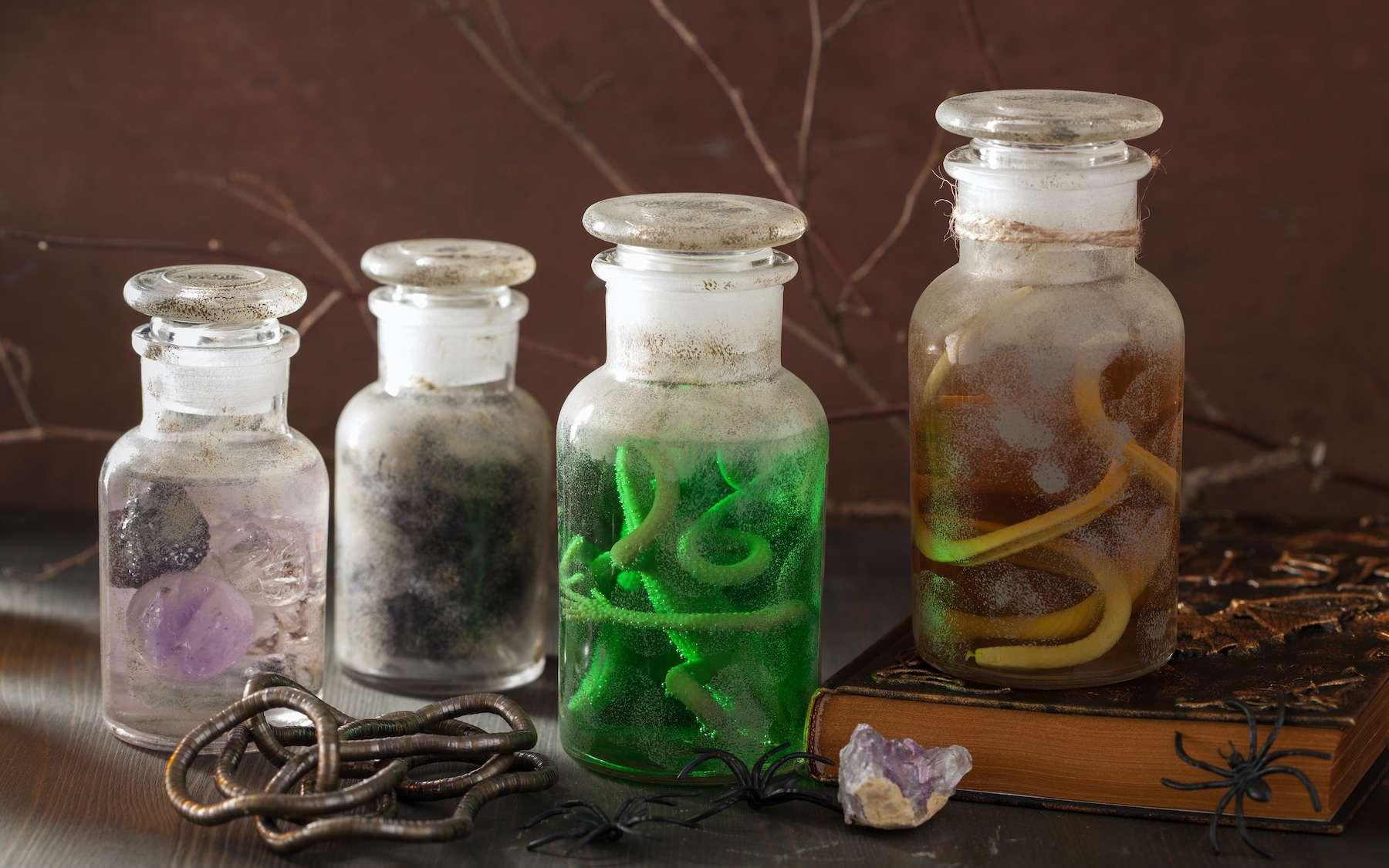 Une mixture d'un ancien livre médical serait efficace contre les bactéries resistantes. © dusk, Adobe Stock