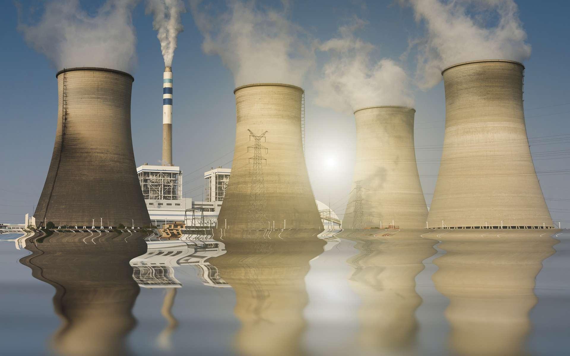 Dans le nucléaire civil, les matériaux sont d'une importance cruciale. Leur tenue sous irradiation, entre autres, détermine la durée de vie des réacteurs et conditionne leur sûreté et leurs performances. Elle pourrait être améliorée grâce à des nanotubes de carbone. © hxdyl, Shutterstock