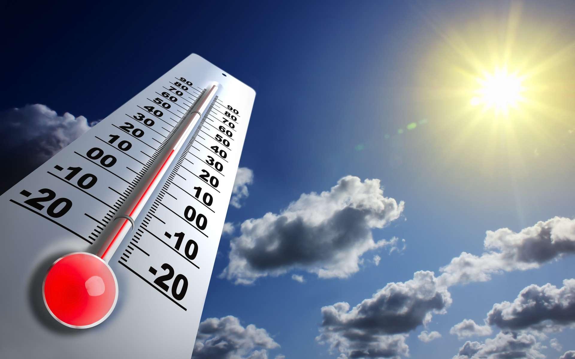 Le réchauffement climatique va augmenter de 4,1 degrés minimum si on ne change rien. © photlook, Adobe Stock