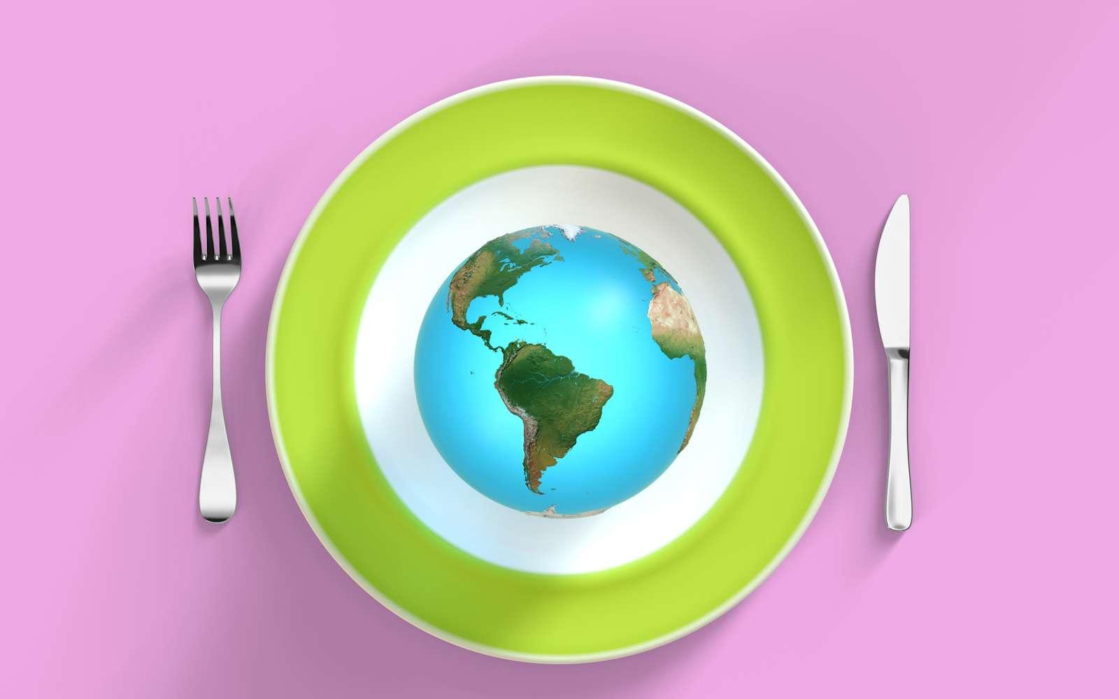 L'alimentation mondiale se transforme sous l'effet de la hausse des revenus et de l'urbanisation. © ouh_desire, Fotolia