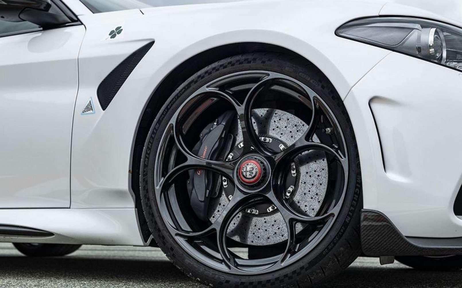 Alfa Romeo n'a pas encore officiellement confirmé le retour de la GTV et/ou de la Spider en versions électriques, mais la tentation d'une revival semble grande. © Alfa Romeo