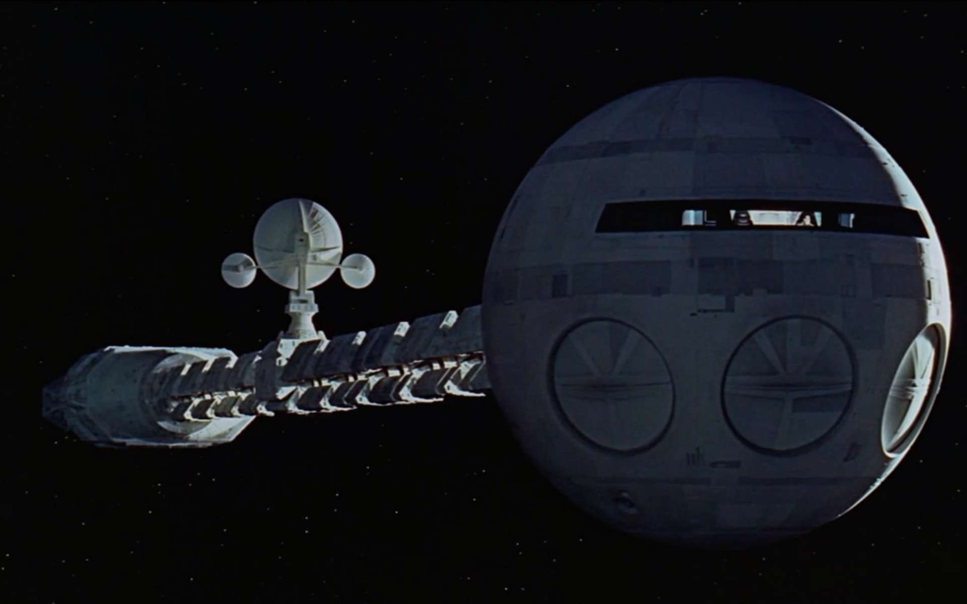 Extrait de « 2001, l'odyssée de l'espace », sorti en salles il y a 51 ans. © Warner Bros