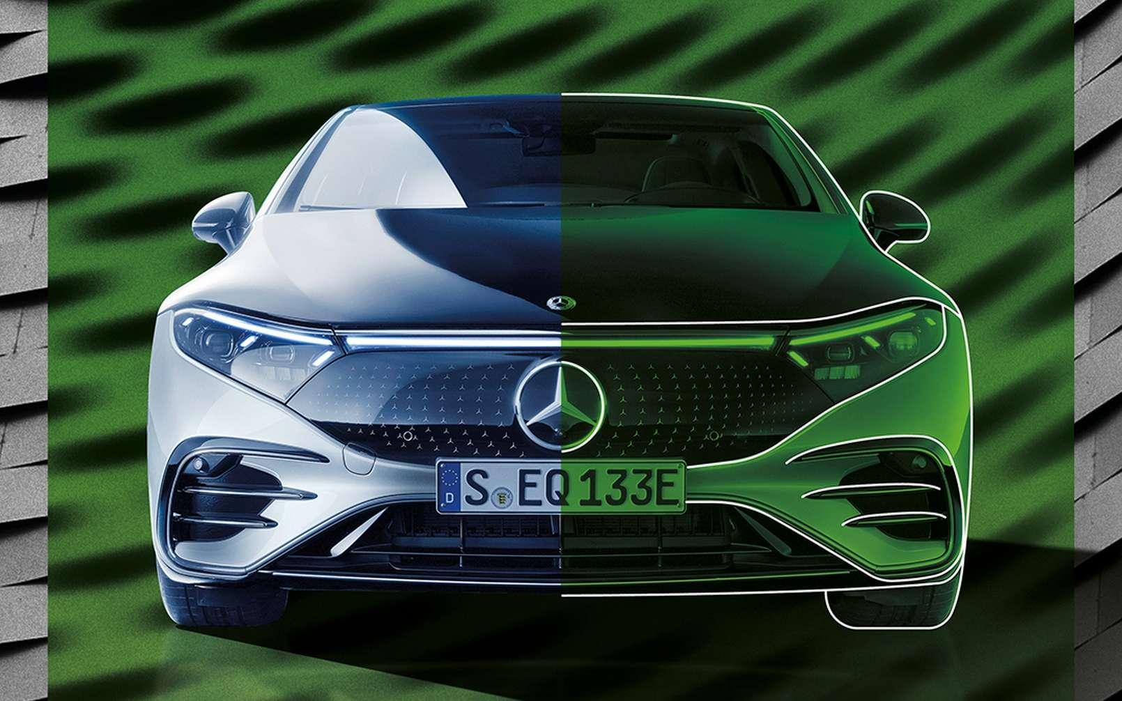 Mercedes-Benz a fait appel à H2 Green Steel pour lui fournir de l'acier produit sans émissions de CO2