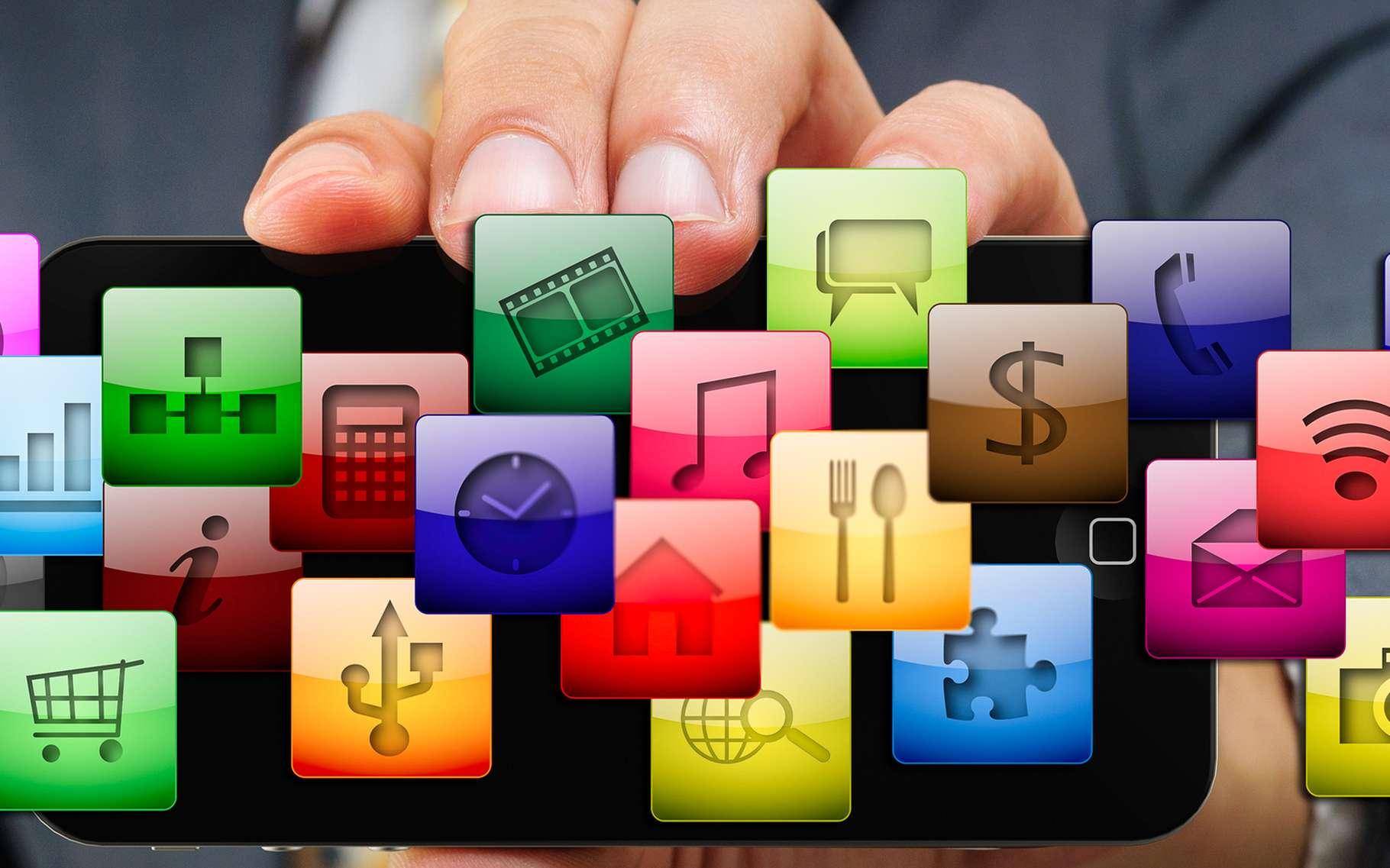 Sous Android, il est possible de réduire la consommation de données (notifications et applications). © Wichy, Shutterstock