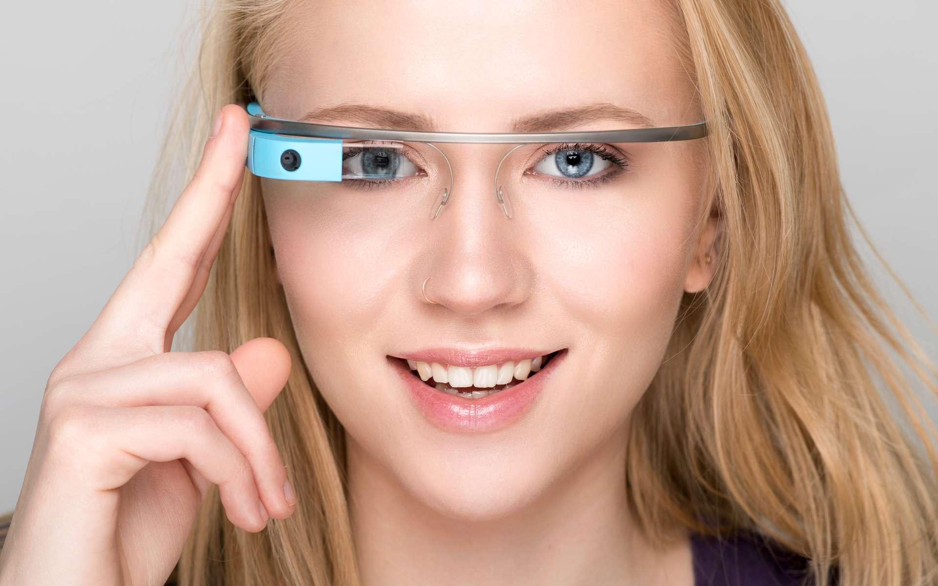 Lancée en fanfare en 2013, les Google Glass n'ont finalement pas convaincu. Google n'a pourtant pas abandonné le concept. © Giuseppe Costantino, Shutterstock