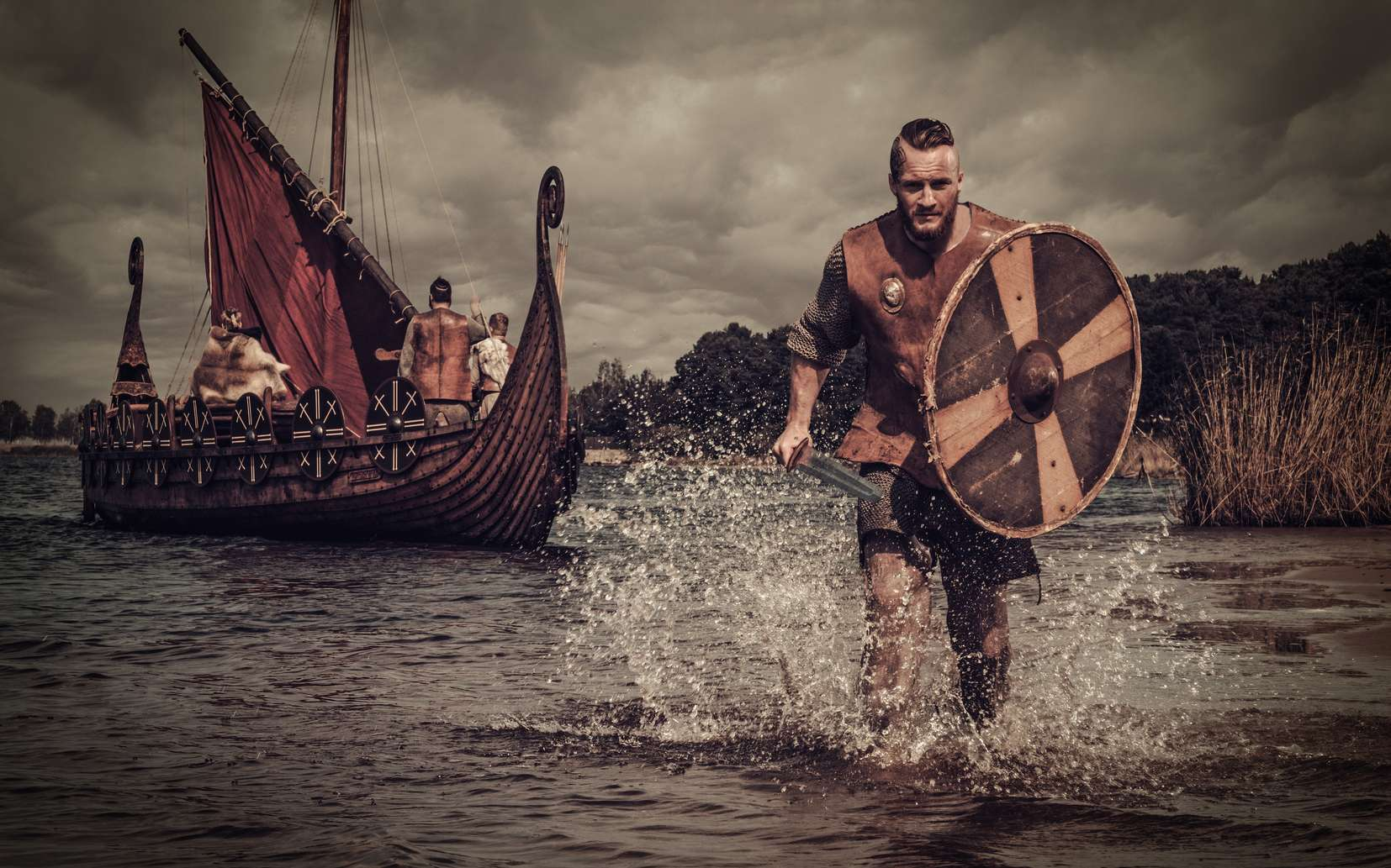 La Normandie doit son nom aux Vikings. © Nejron Photo, fotolia