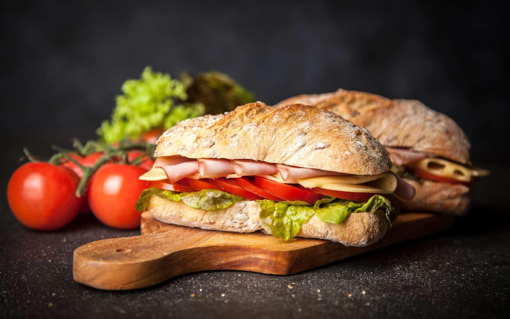 Pour votre santé, quel est le meilleur sandwich ? © George Dolgikh, fotolia