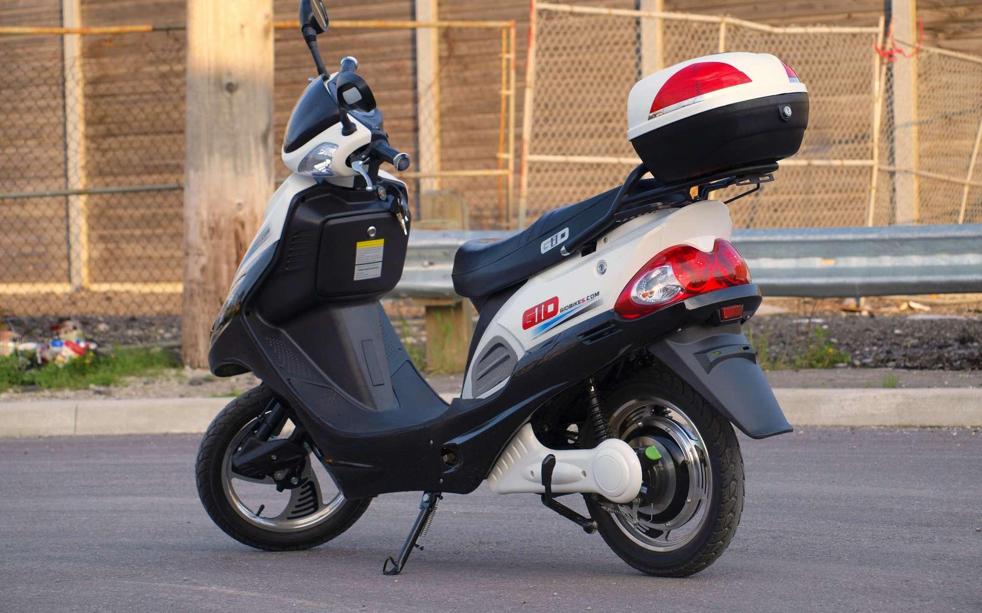 Comment choisir son scooter électrique ? ©Flickr