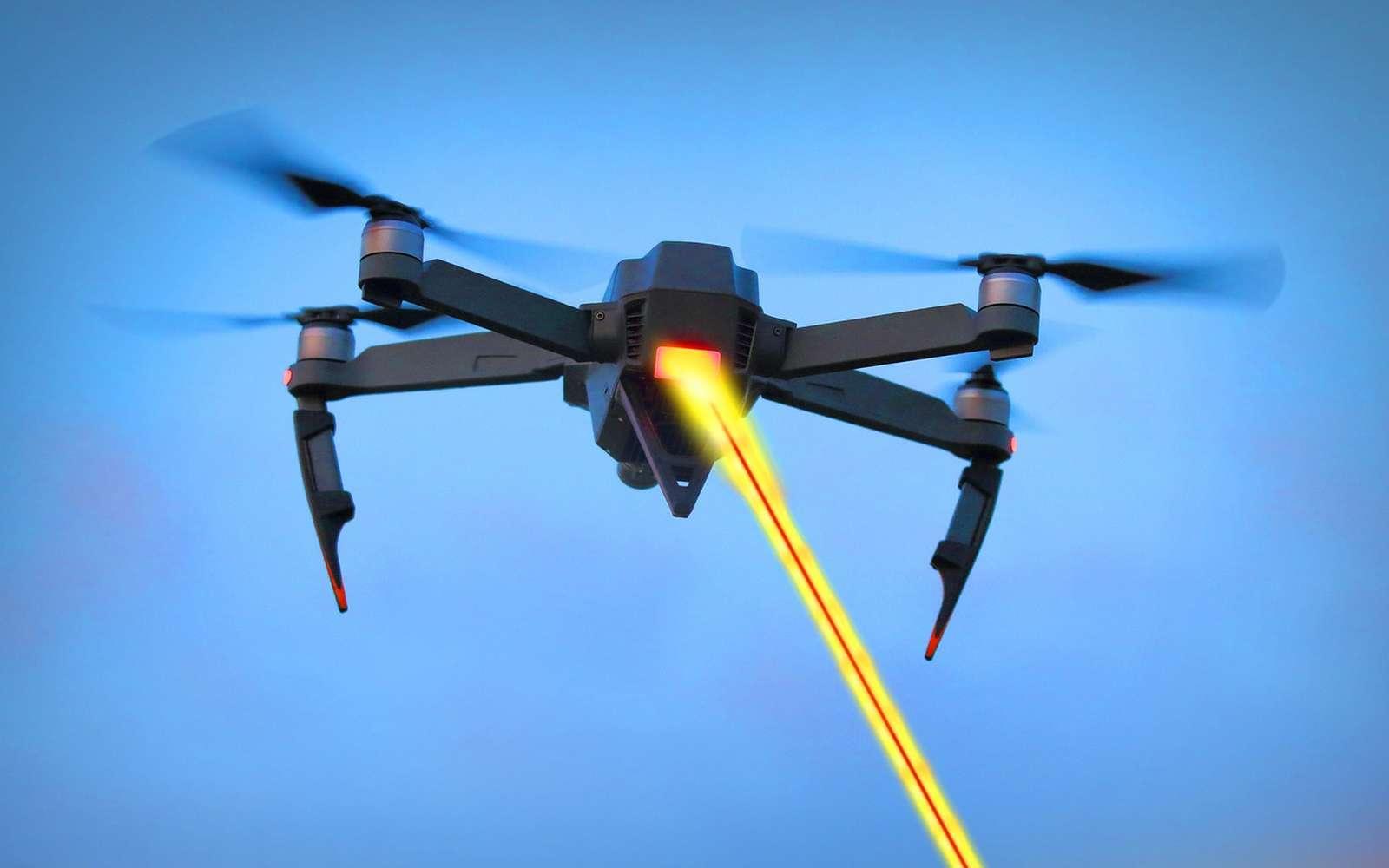 Pouvoir faire voler un drone indéfiniment s'apparente à un graal pour l'armée américaine. © Kletr, Fotolia