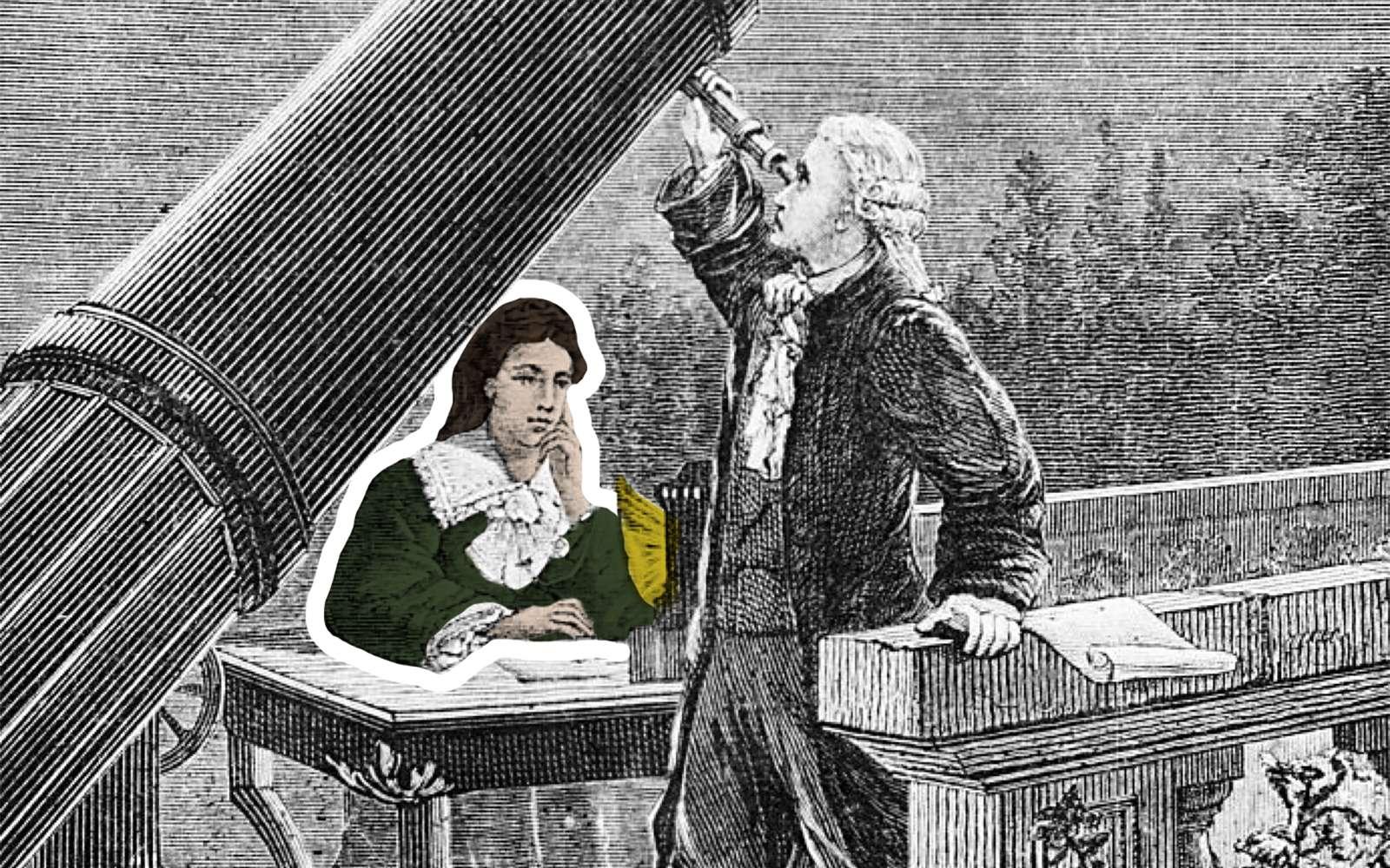 Podcast : Caroline Herschel, la géante méconnue de l'astronomie - Futura-Sciences