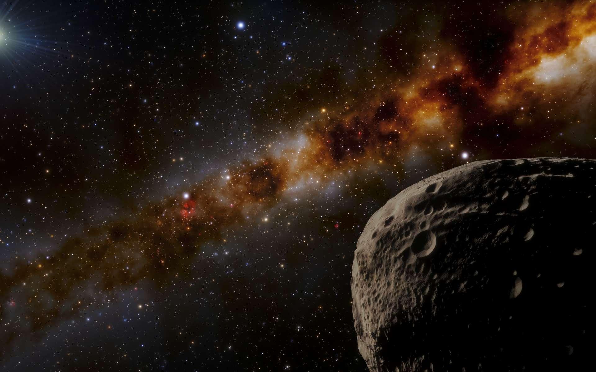 Les astronomes lèvent le voile sur Farfarout, l'objet le plus lointain du Système solaire jamais observé - Futura