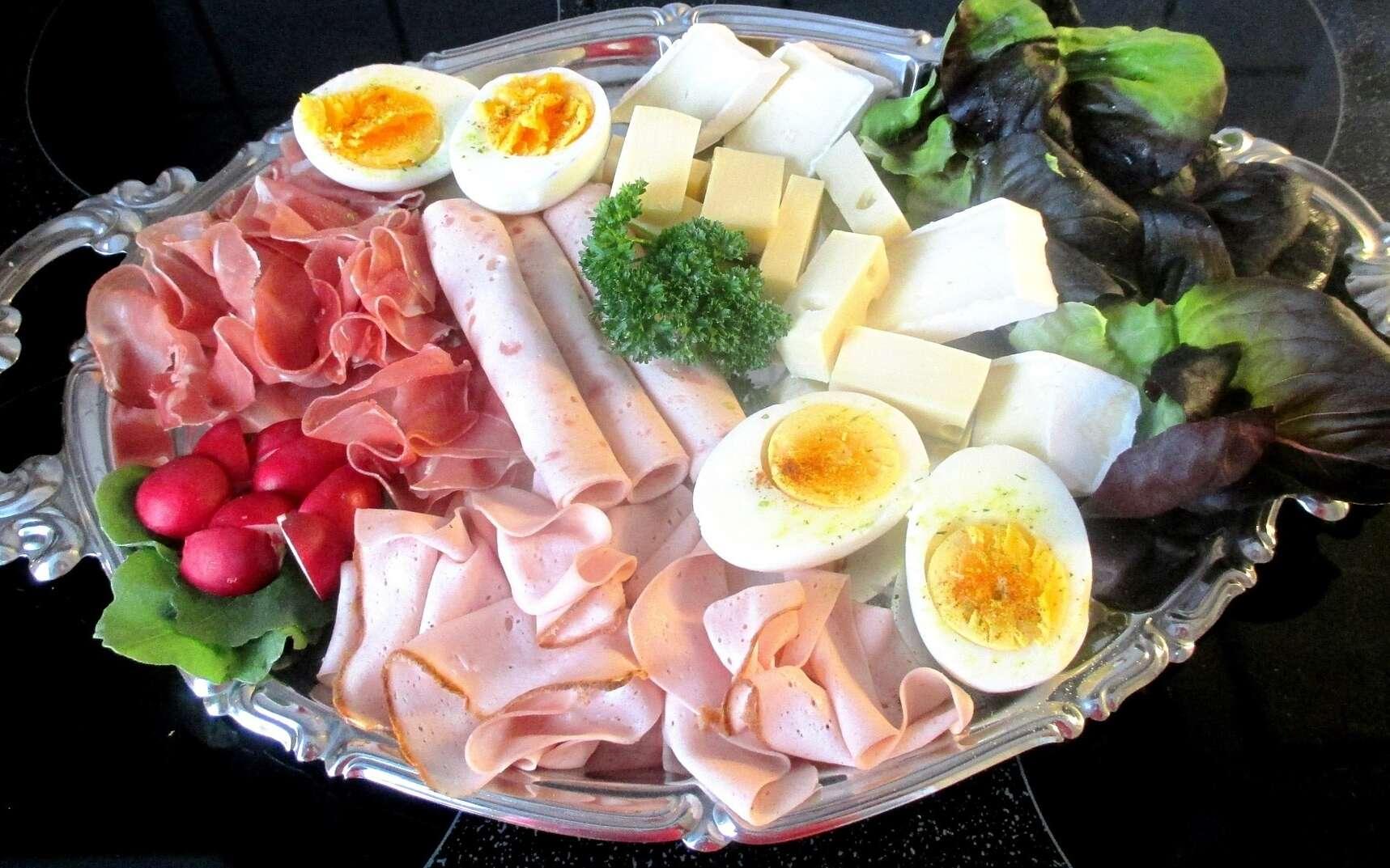 Le régime cétogène est riche en graisses et pauvre en glucides. © seelenbluete, Pixabay, CC0