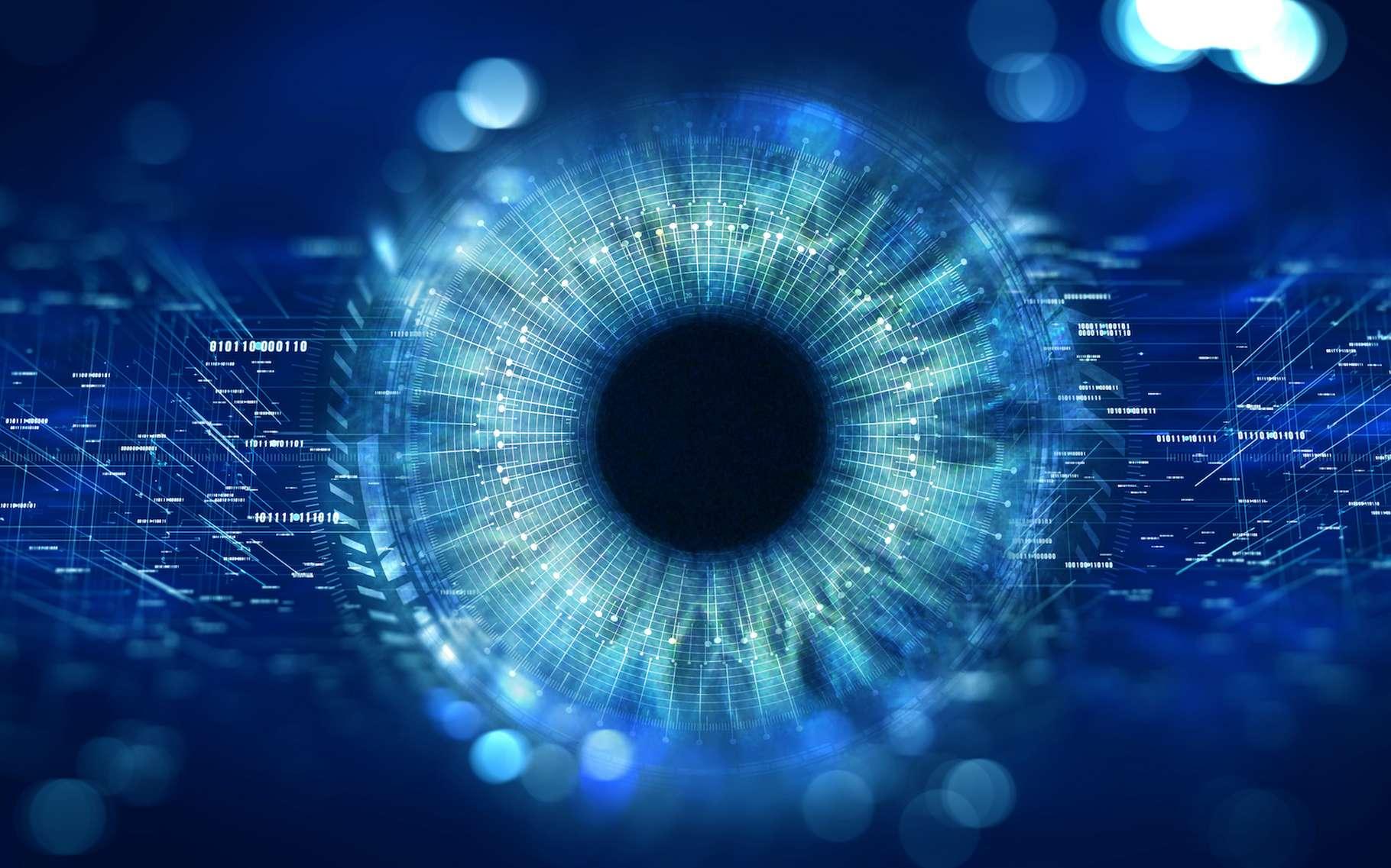 Selon des travaux de chercheurs de l'université de Californie à Berkeley (États-Unis), nos yeux ne nous rapportent pas vraiment le monde tel qu'il est. © spainter_vfx, Adobe Stock
