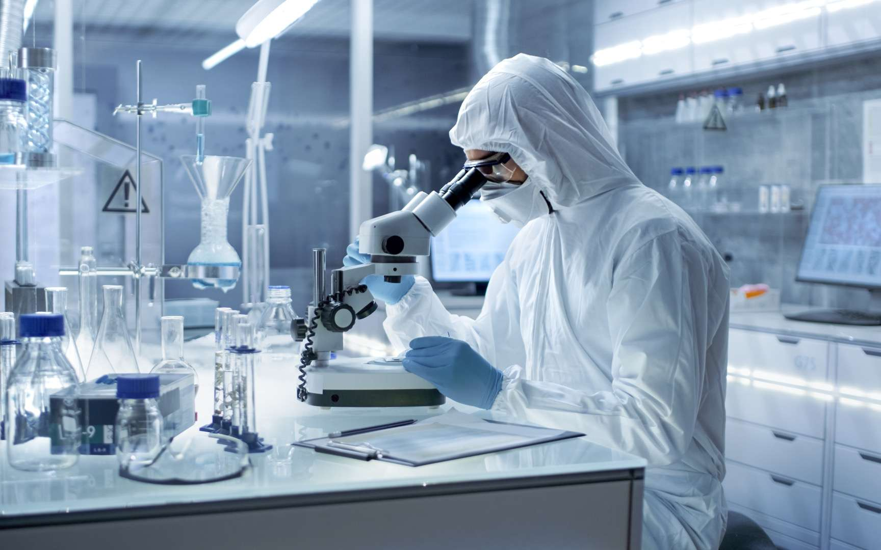 Connaîtra-t-on un jour les origines du coronavirus ? Le temps presse. © Gorodenkoff, Adobe stock