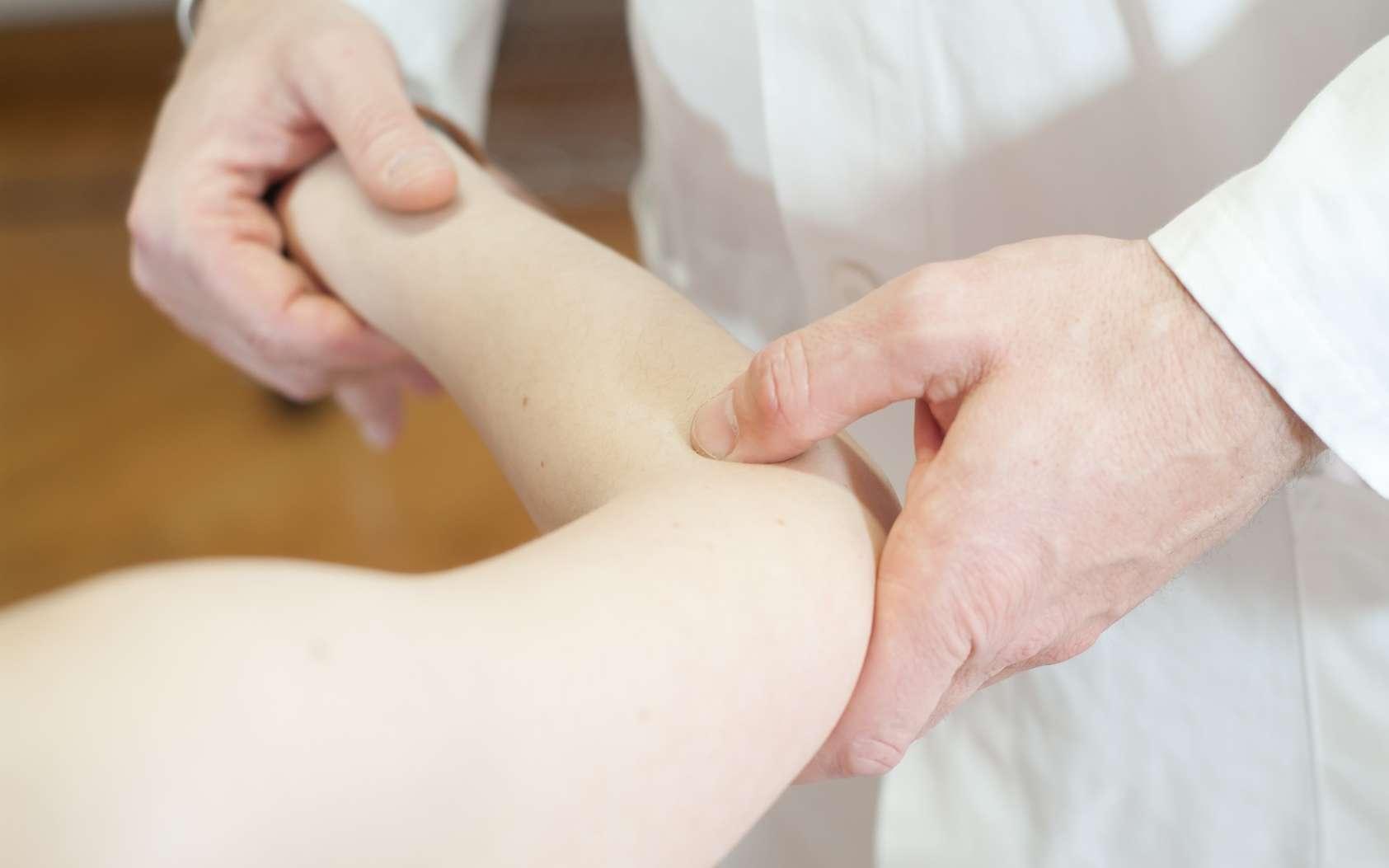 Les douleurs articulaires sont dues à des causes variées. © David Coen, Fotolia