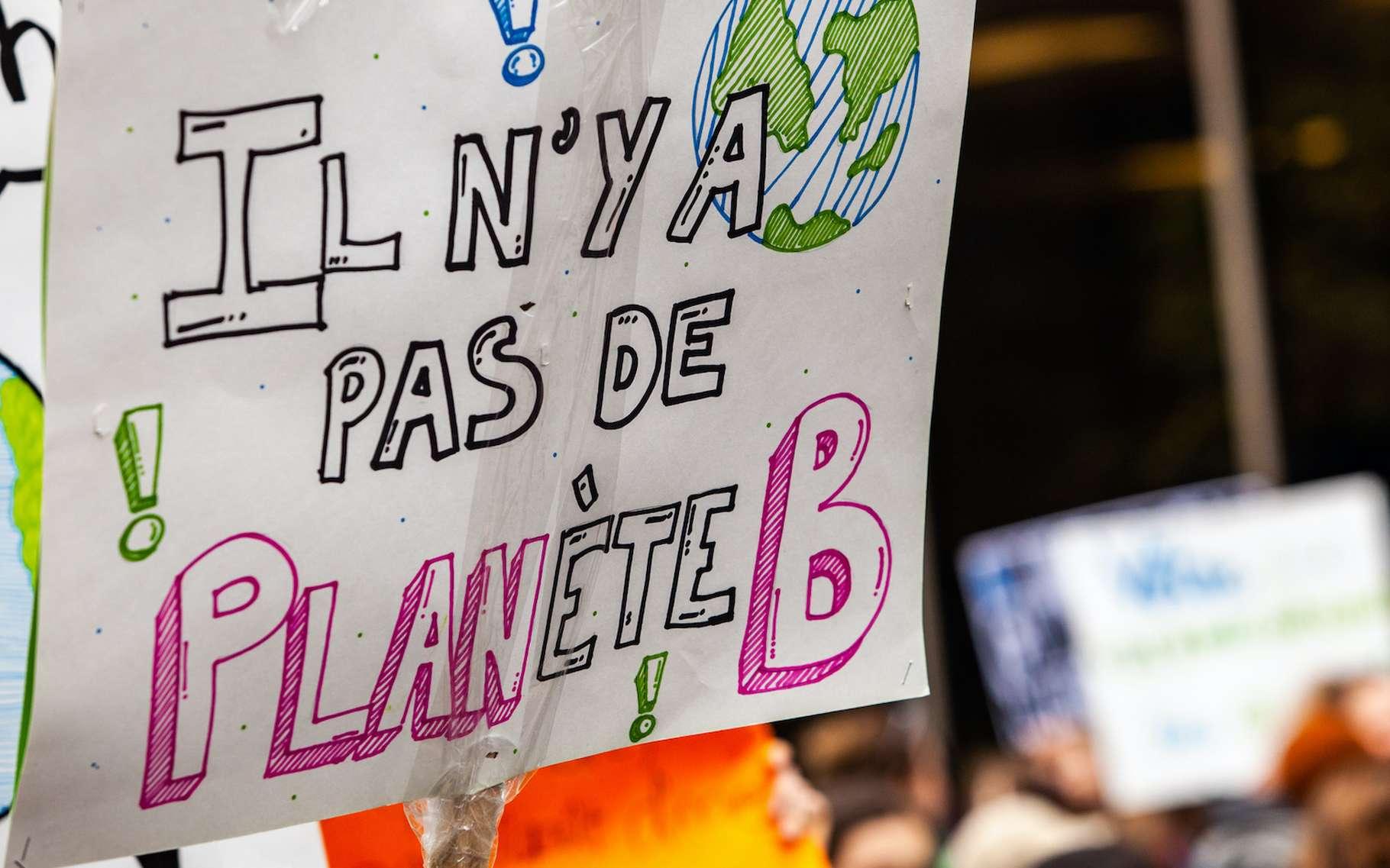 Réchauffement climatique : non, il n'y a pas de planète B rappellent des prix Nobel