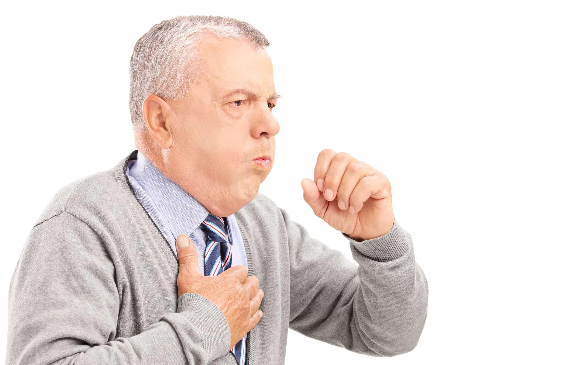 L'asthme cardiaque est lié à une insuffisance cardiaque. © Ljupco Smokovski, Shutterstock