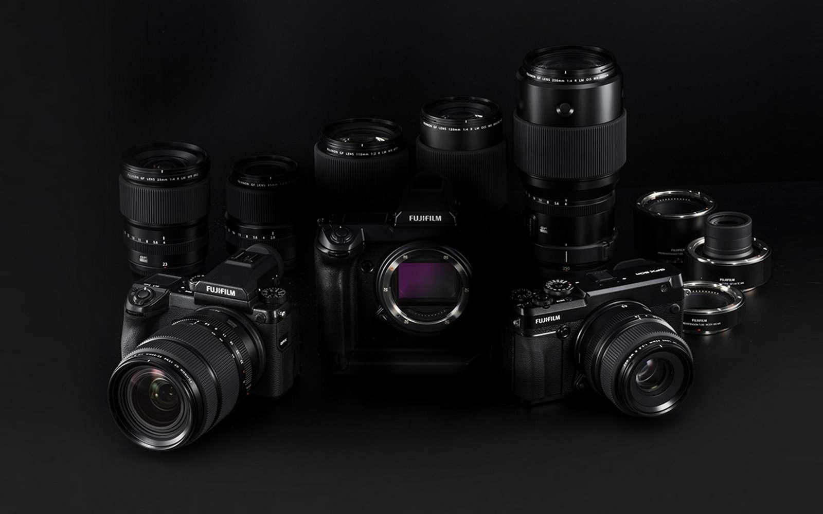 Fujifilm X Webcam permet d'utiliser certains de ses appareils photo pour la vidéoconférence © Fujifilm