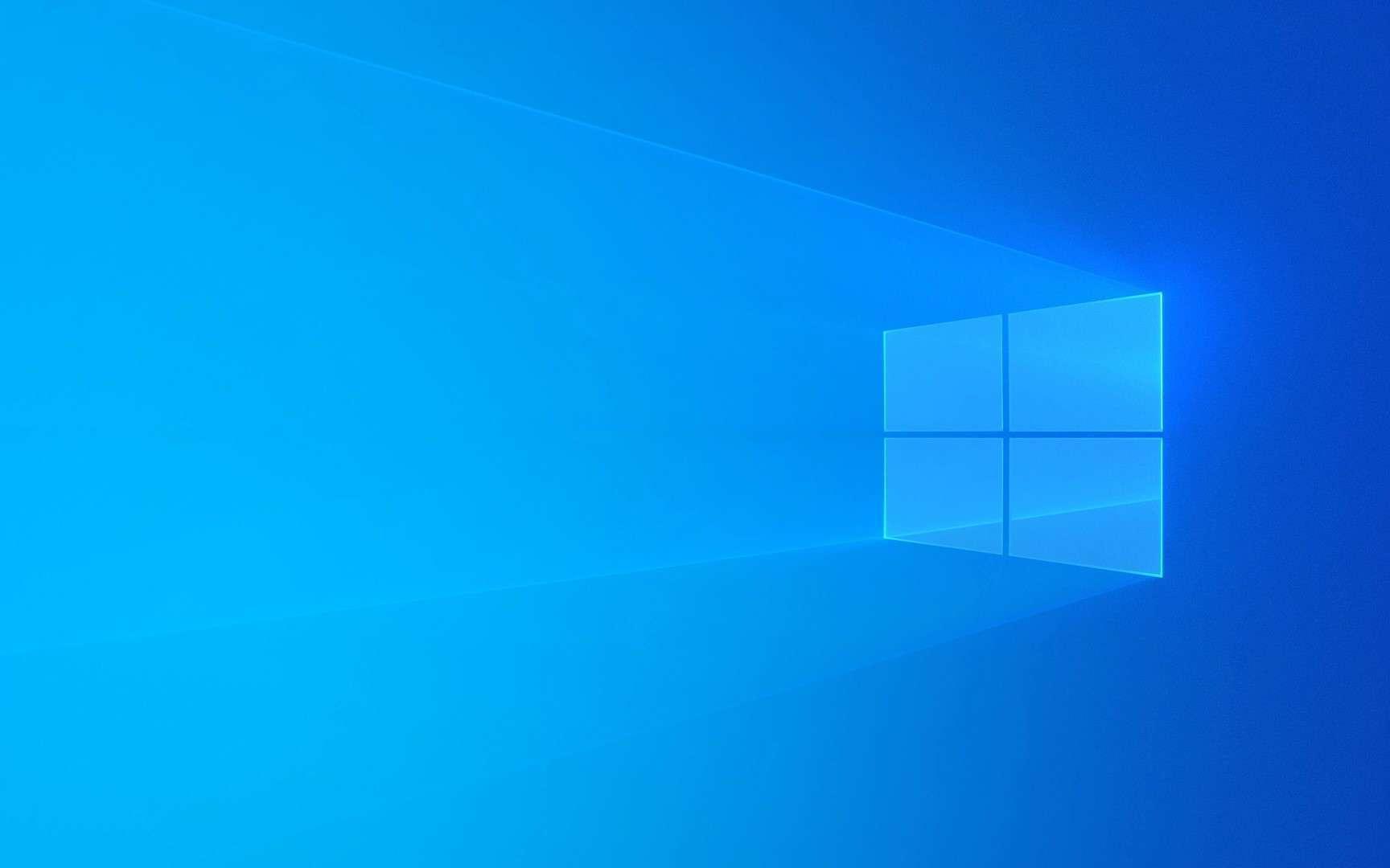 Un ransomware se fait passer pour une mise à jour de Windows 10. © Microsoft