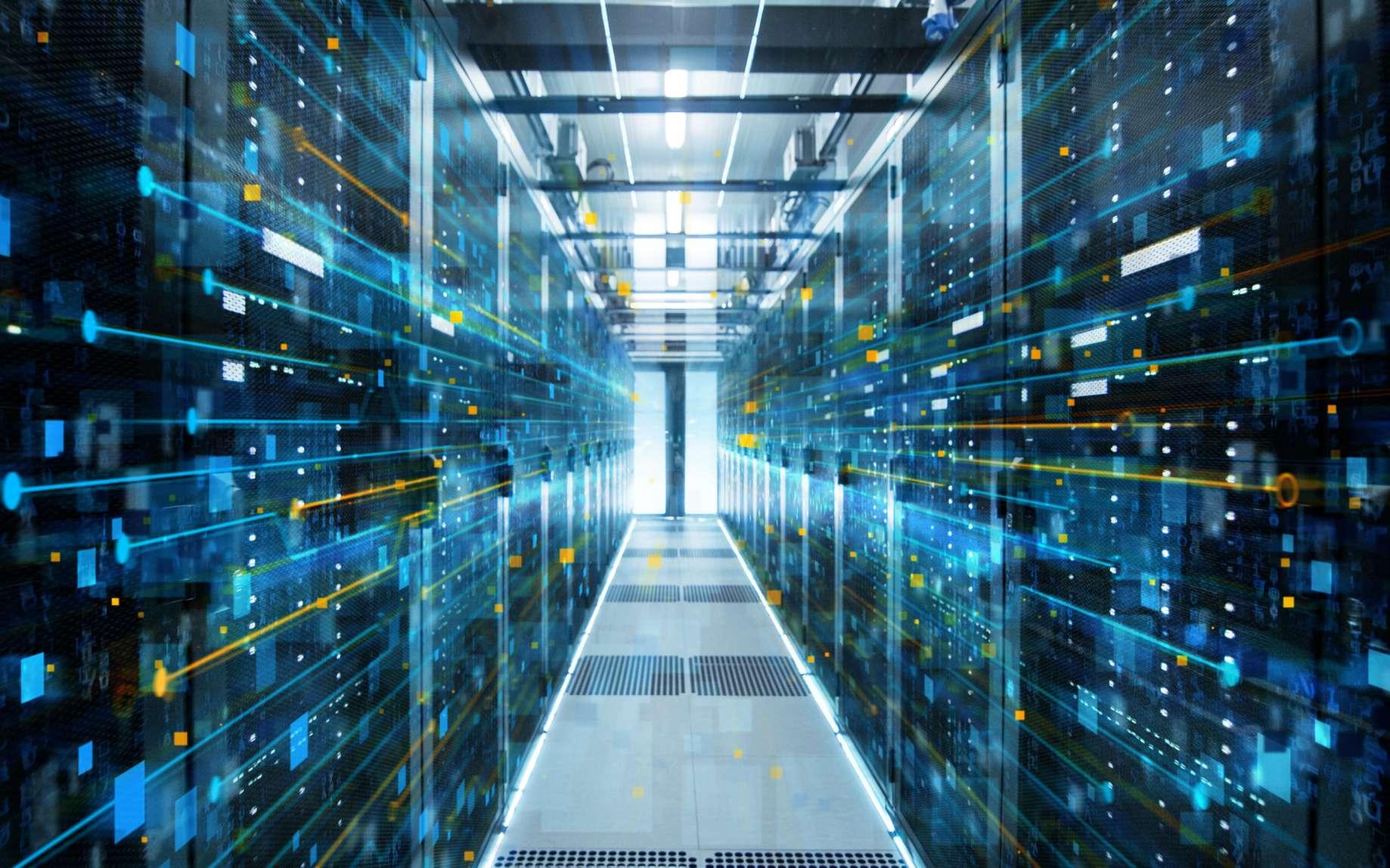 La sauvegarde est indispensable pour mettre en sécurité des données. © Gorodenkoff, Fotolia