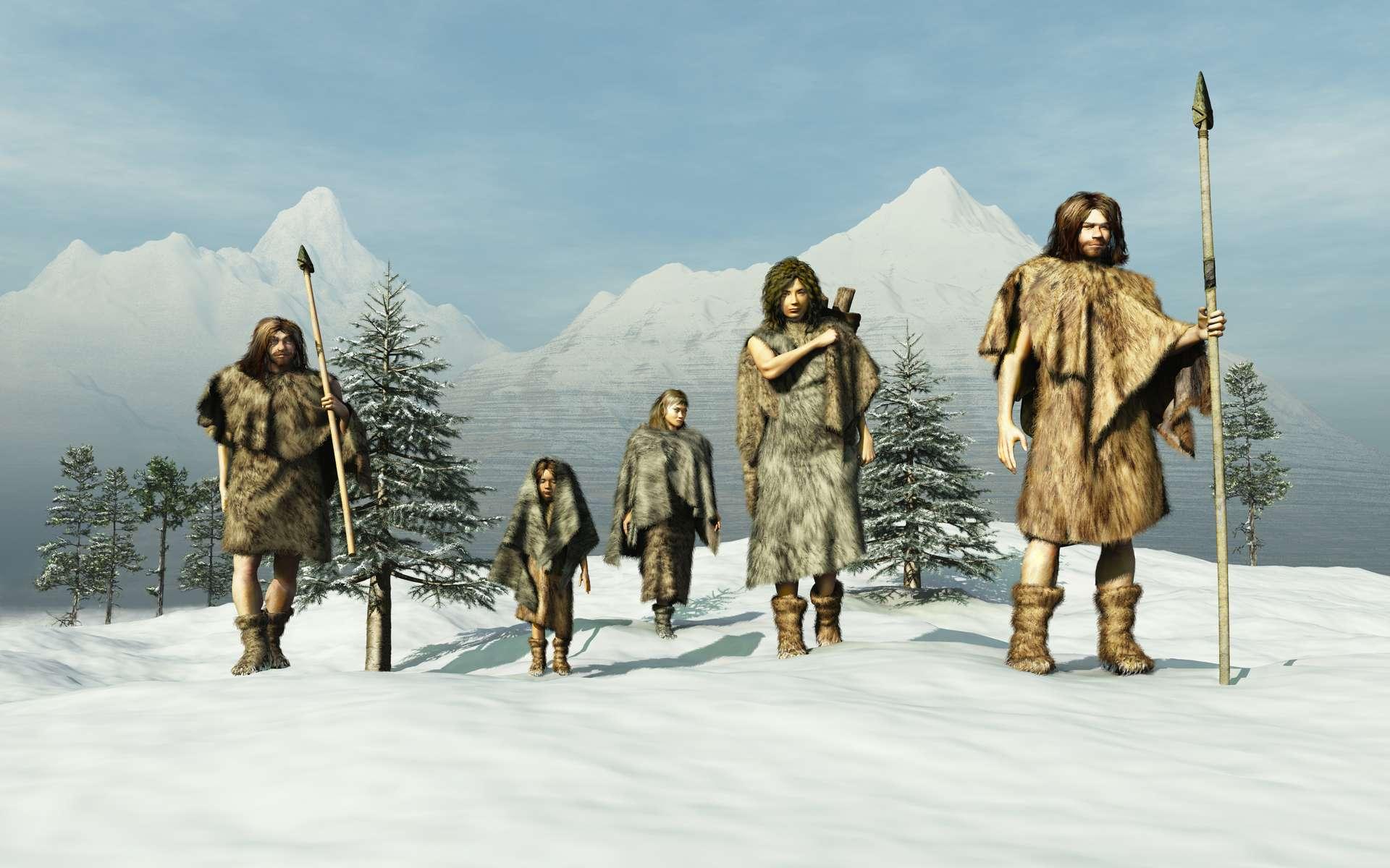 L'Homme moderne était présent en Amérique pendant le dernier maximum glaciaire. © Anibal, Adobe Stock