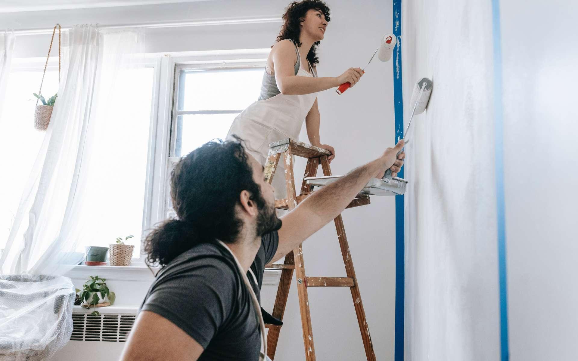 Des solutions de financement existent pour réaliser travaux de rafraîchissement ou gros travaux de rénovation de la maison. © Blue Bird, Pexels