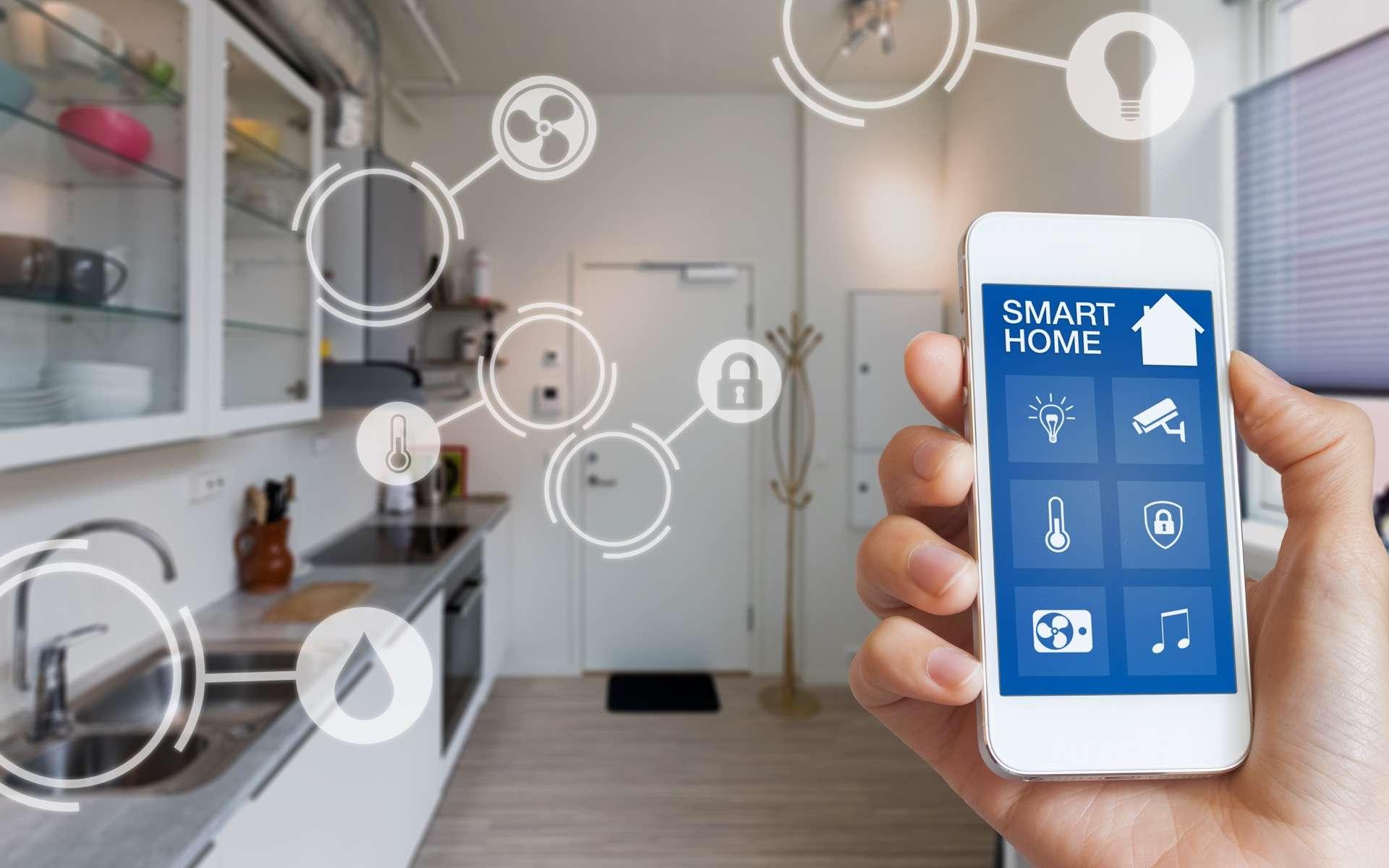 Demain, les serrures intelligentes viendront simplifier notre quotidien. © NicoElNino, Adobe Stock