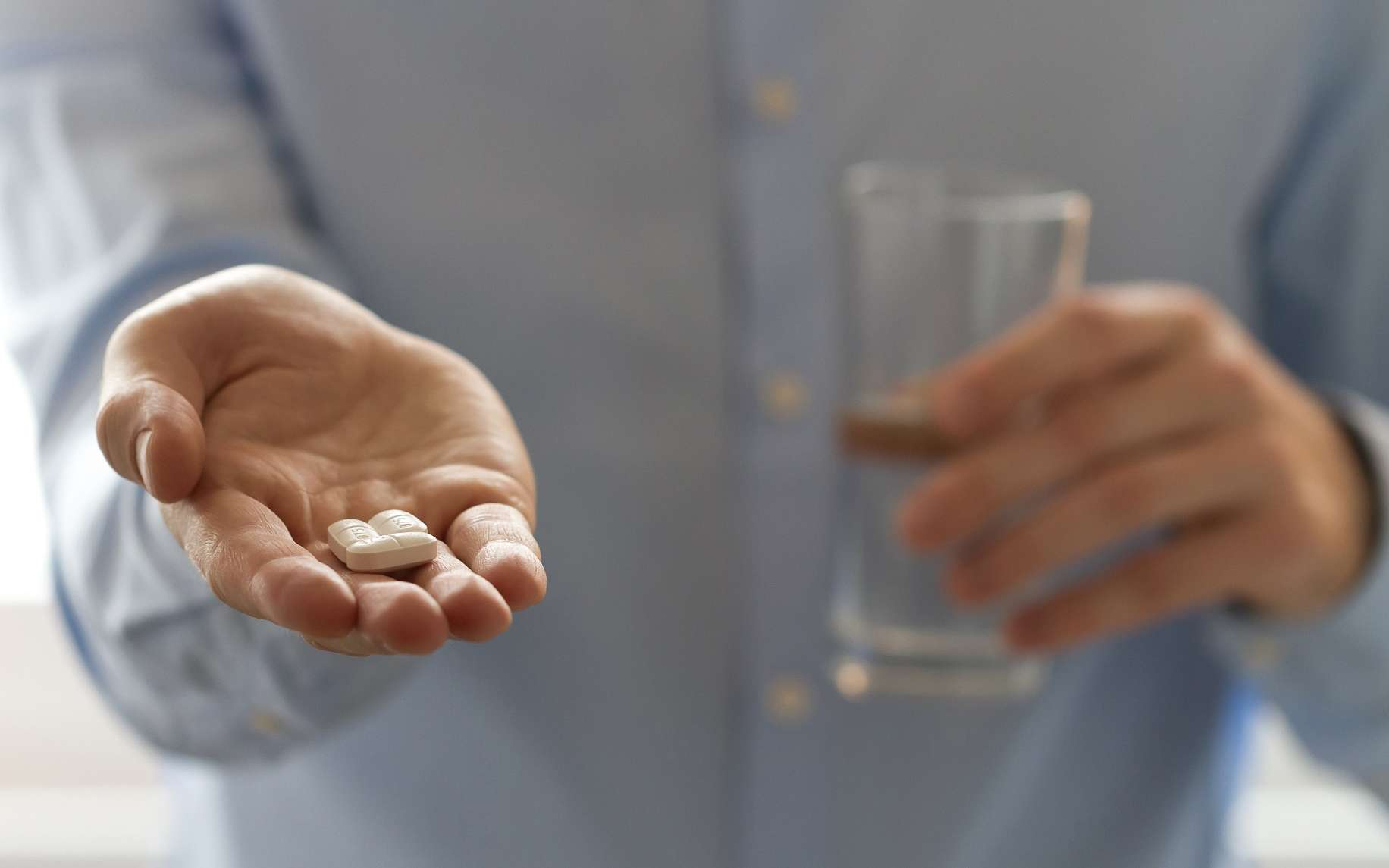 En France, 18 % des 18-75 ans ont déclaré avoir consommé au moins un médicament psychotrope au cours de l'année selon une enquête du Baromètre santé 2010. © Studio ART, Shutterstock