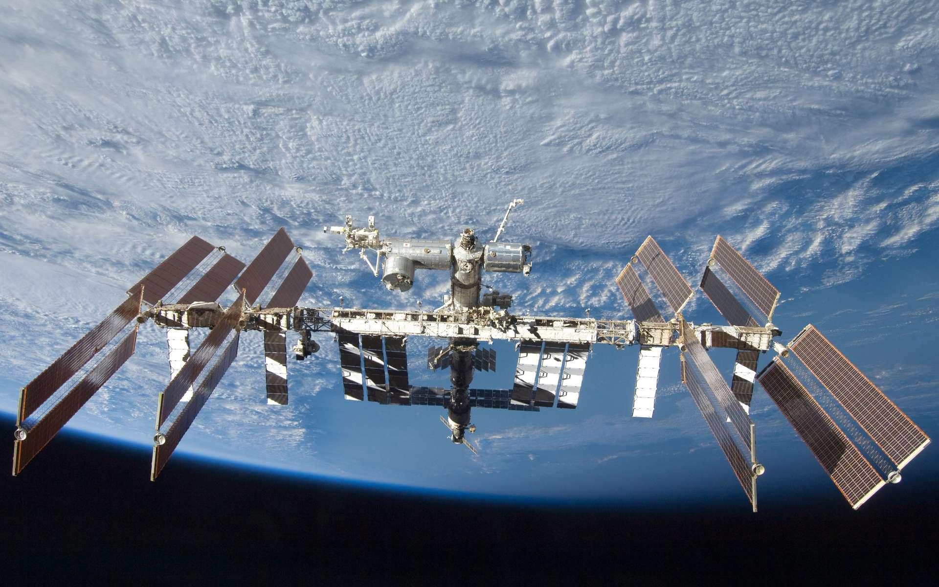 La Station spatiale internationale. © DR
