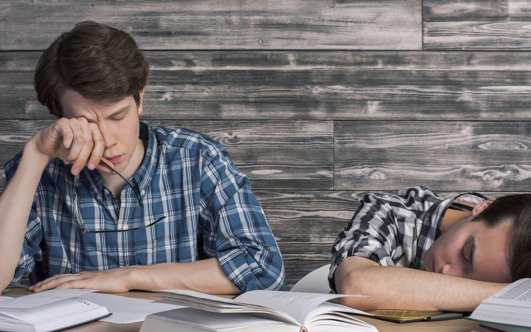 Les experts sont formels. Le sommeil est un allié de la réussite. © peshkova, Fotolia