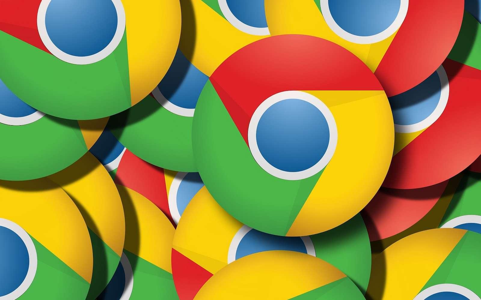 Le navigateur Chrome est le plus utilisé au monde avec plus de 60 % de parts de marché. © Pixabay / Geralt