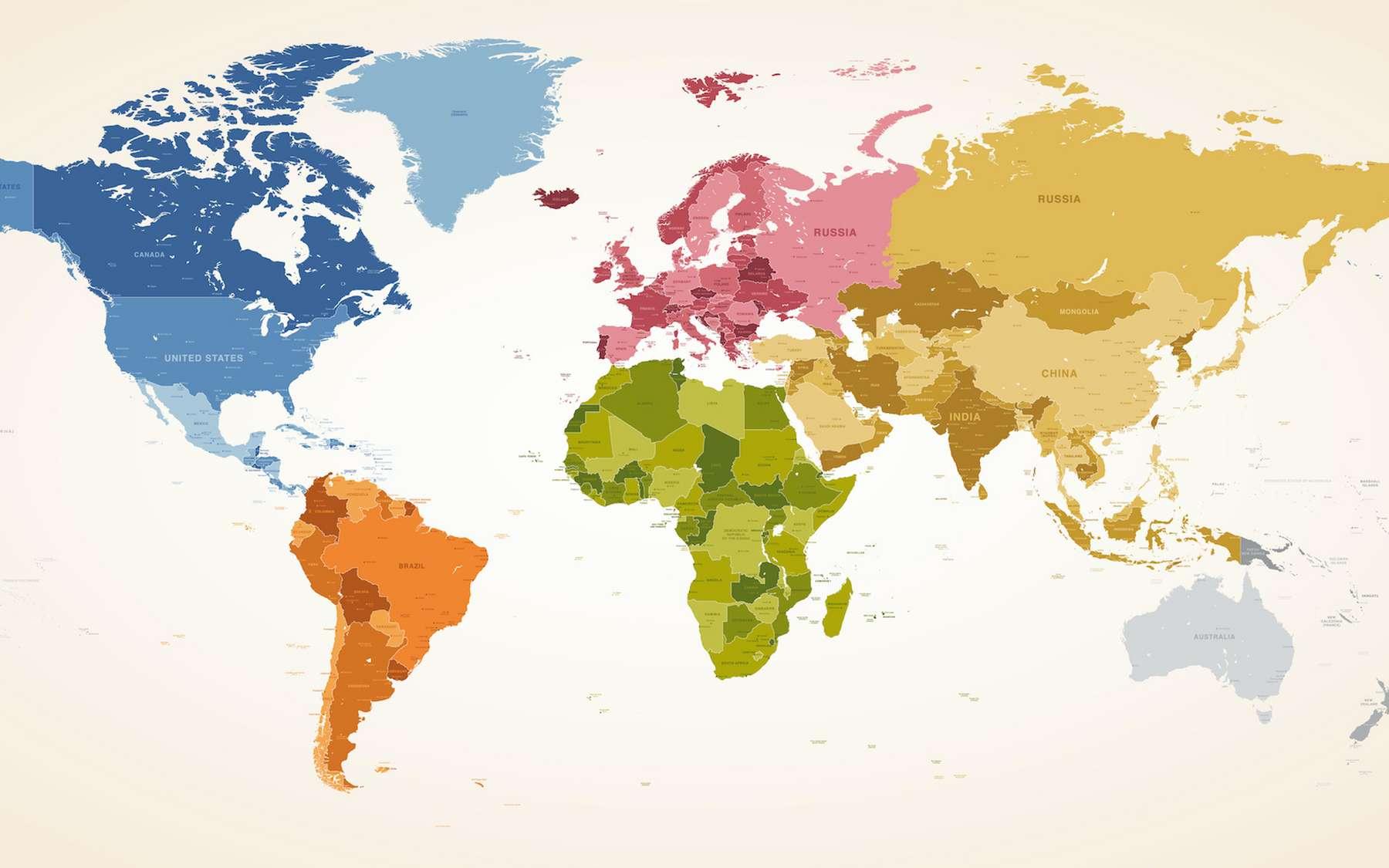 Etes-vous incollable en géographie ? © pingebat, Adobe Stock