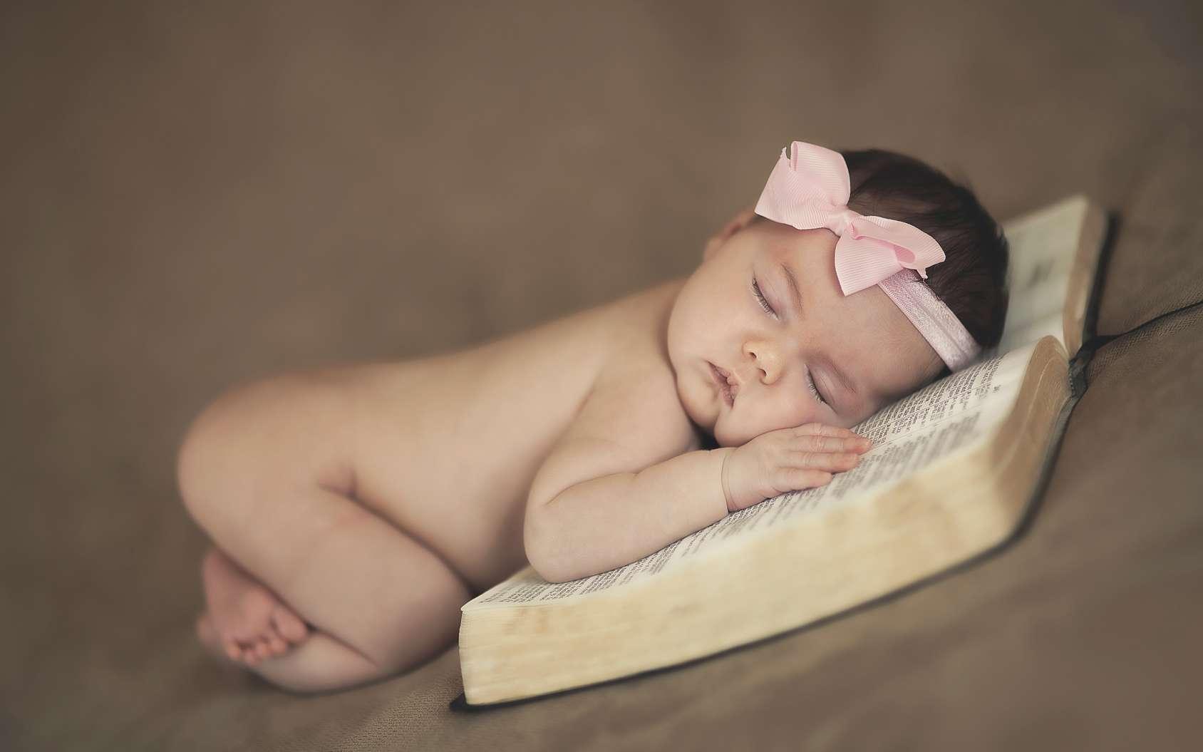 Les bébés naissent avec des capacités qu'il ne tient qu'à eux d'exploiter. © kevron2001, Fotolia
