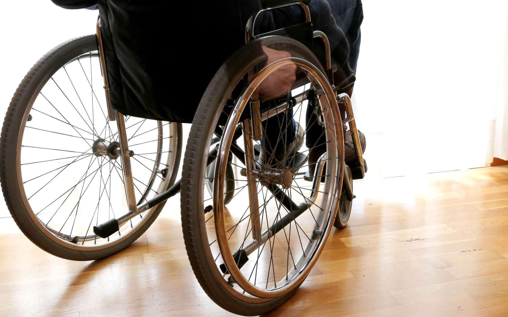 La maladie de Charcot est une maladie très invalidante qui conduit à un lourd handicap. © ChiccoDodiFC, Fotolia