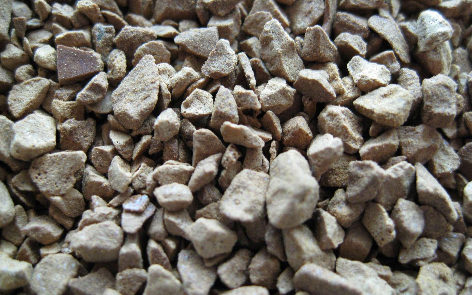 La granulation est une méthode permettant de transformer une matière en granulés. © Kai Hendry, CC BY 2.0, Flickr