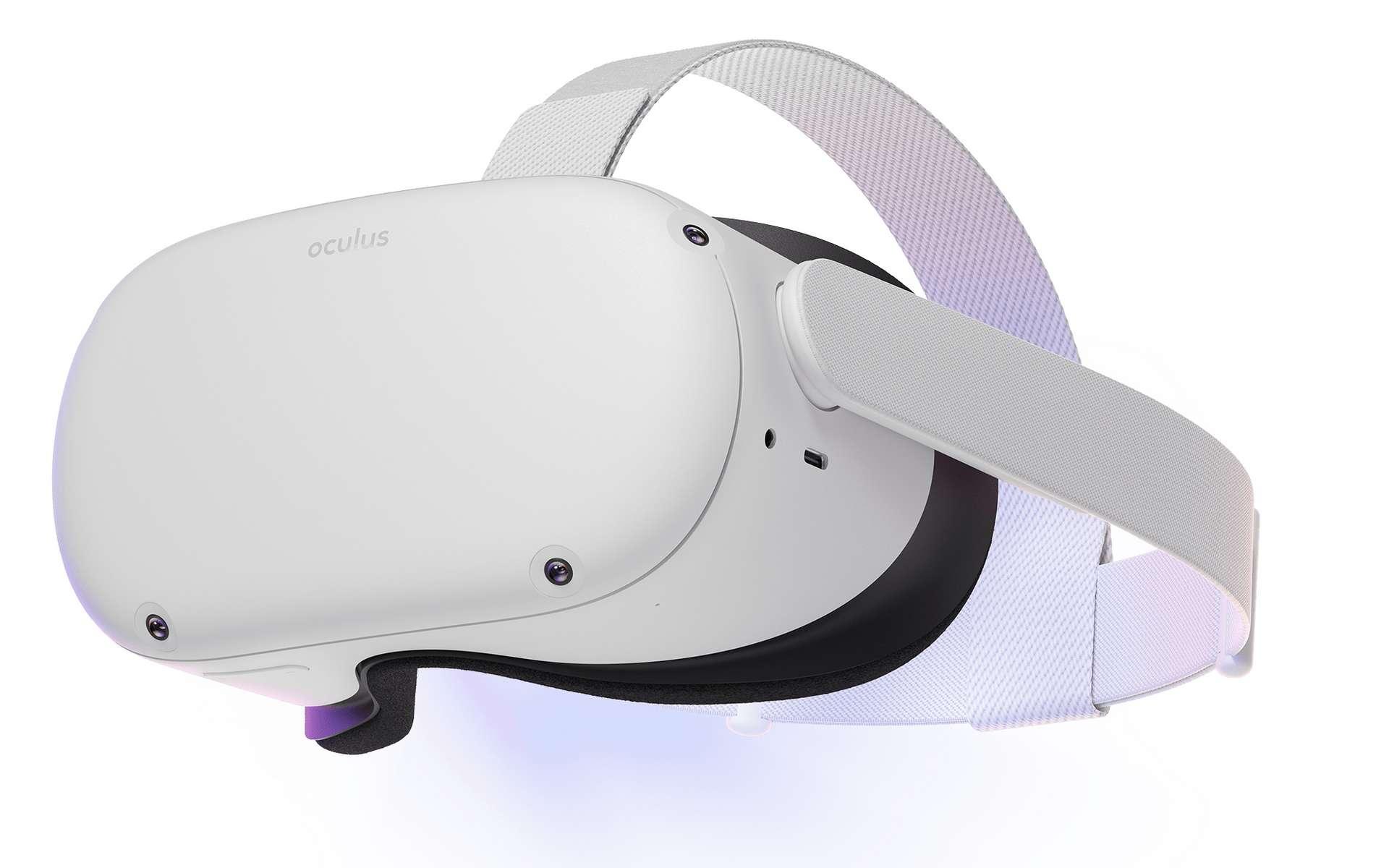 L'Oculus Quest 2 sera lancé le 13 octobre au prix de 349 euros. © Oculus