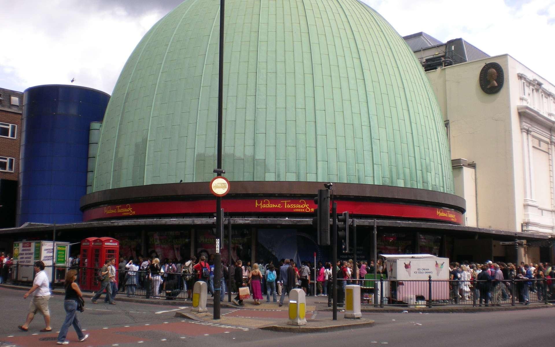 Le musée « Madame Tussauds » à Londres a été inauguré sur Marylebone Road en 1884. © Citoyen59, Wikimedia Commons, CC by-sa 3.0
