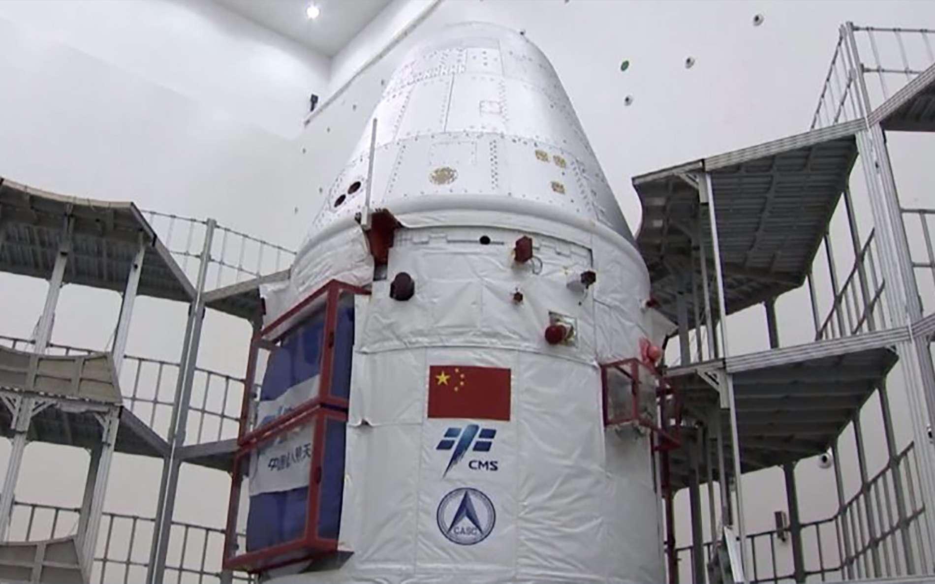 La Chine teste un nouveau lanceur et véhicule spatial
