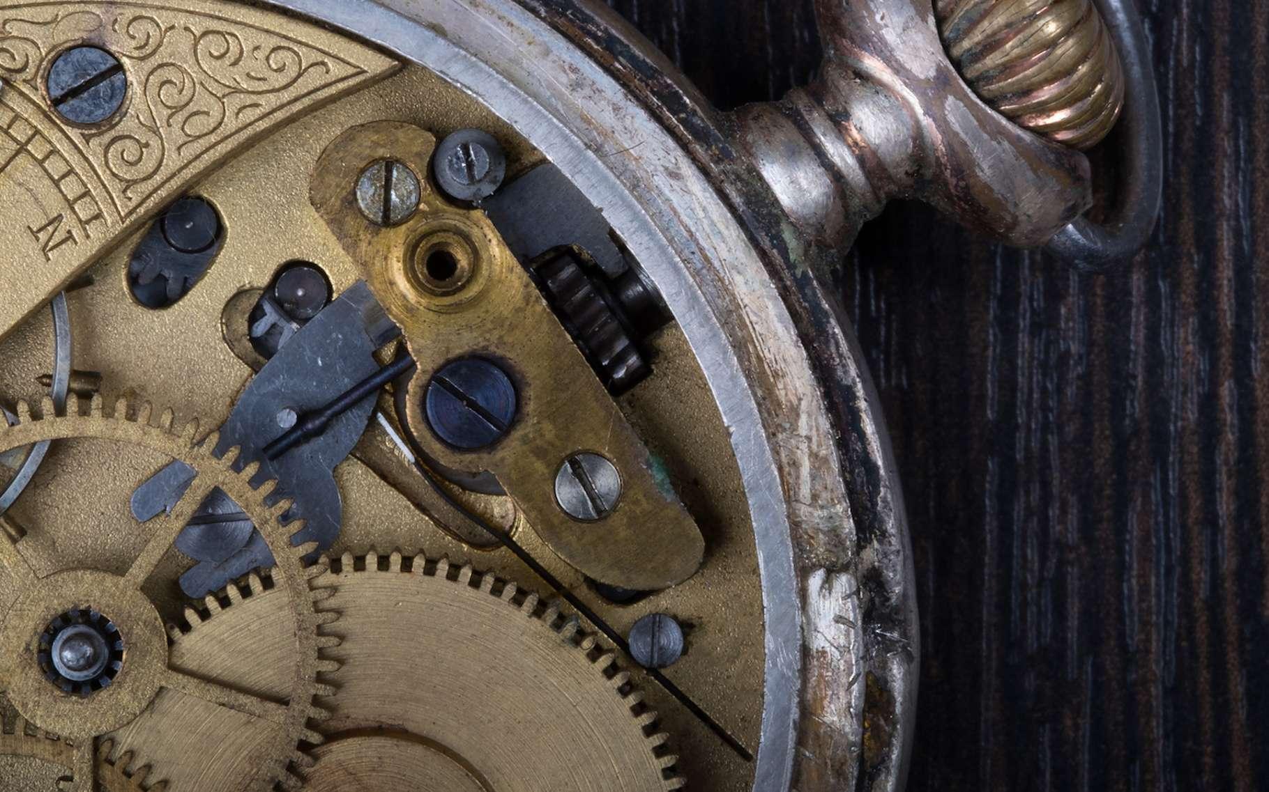 L'Invar est un alliage de fer et de nickel que l'on retrouve dans les mécanismes des montres. © biliukin, Fotolia