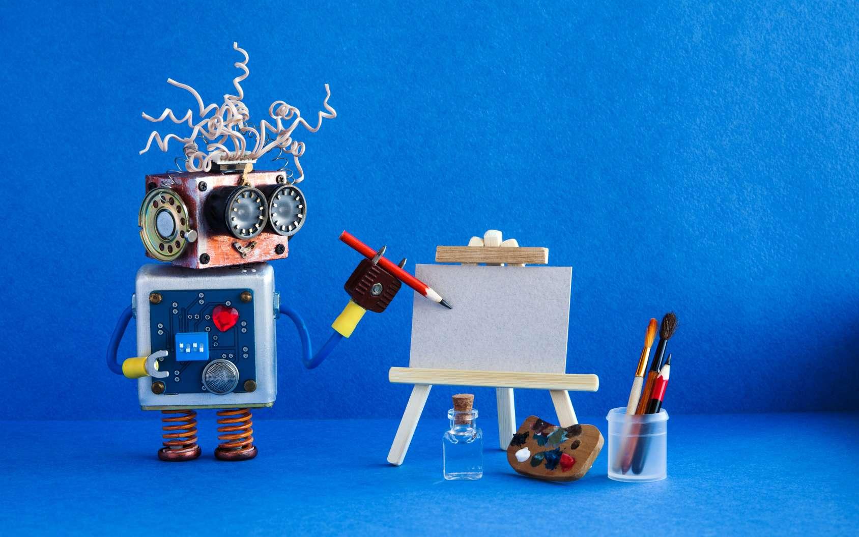 Musique, danse, peinture, photo : quand les algorithmes se font artistes. © besjunior, Fotolia