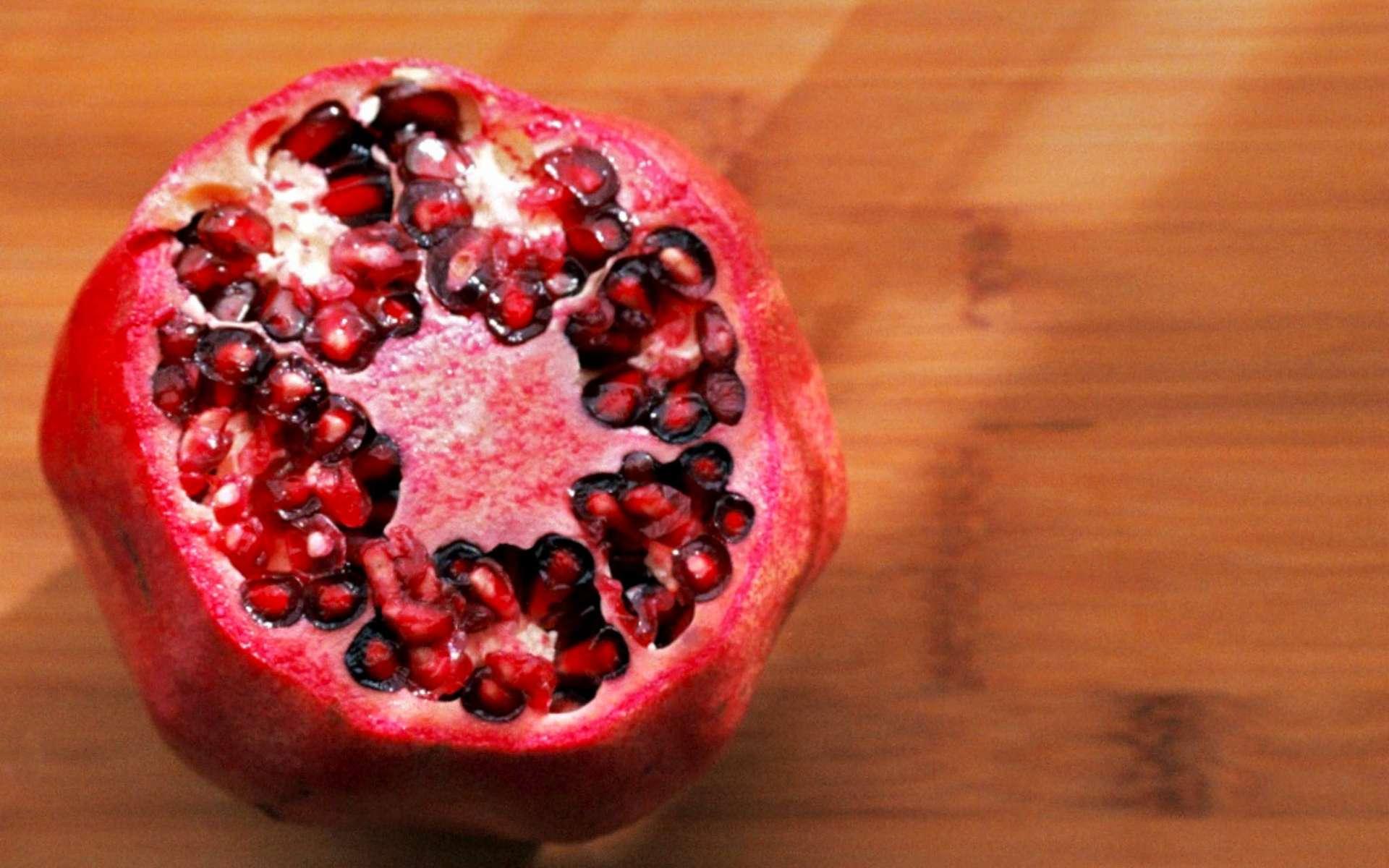 Grenade : origine et qualités nutritionelles © Nico Paix, Flickr