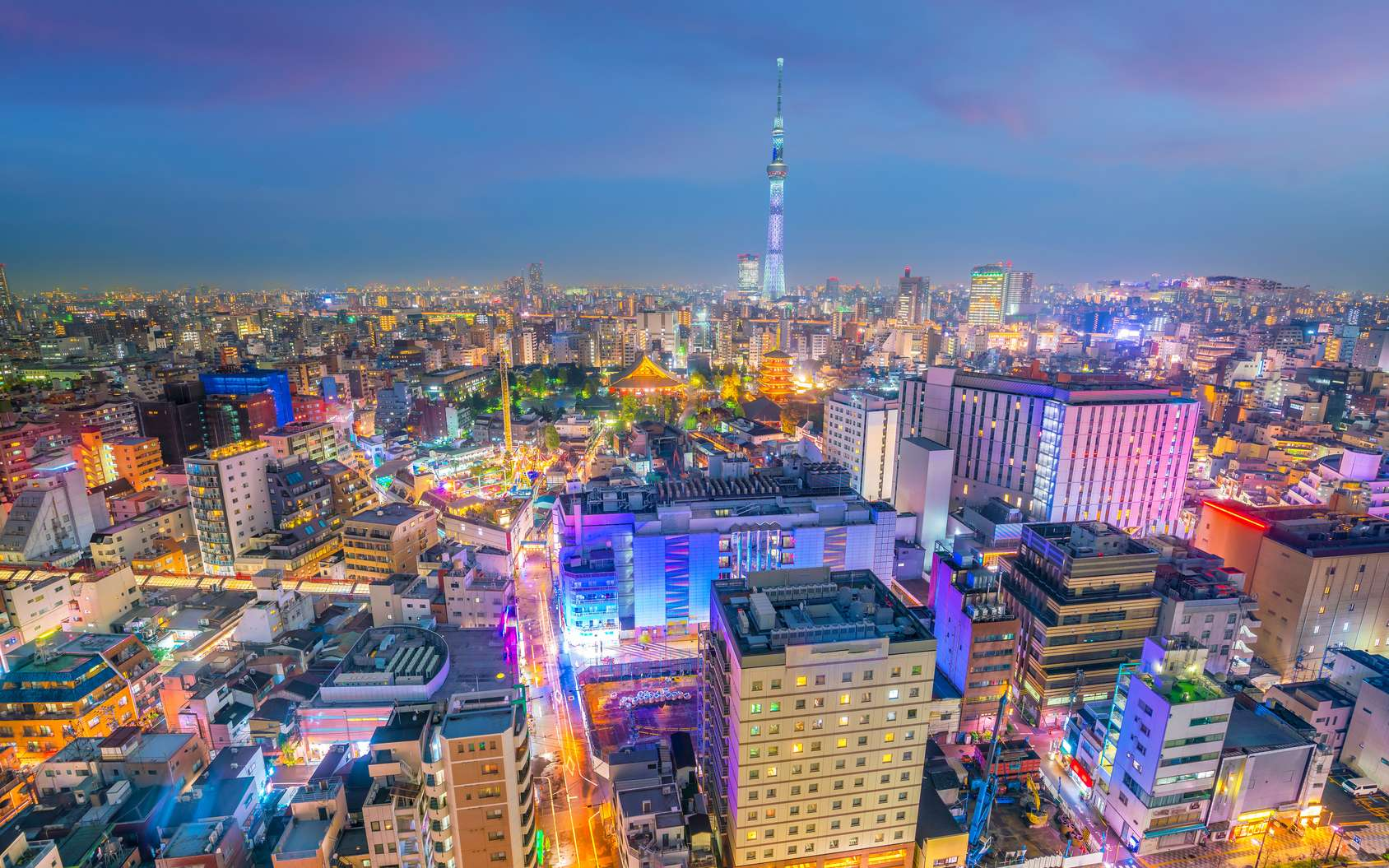 Le plus haut gratte-ciel en bois va être construit à Tokyo. © f11photo, Fotolia