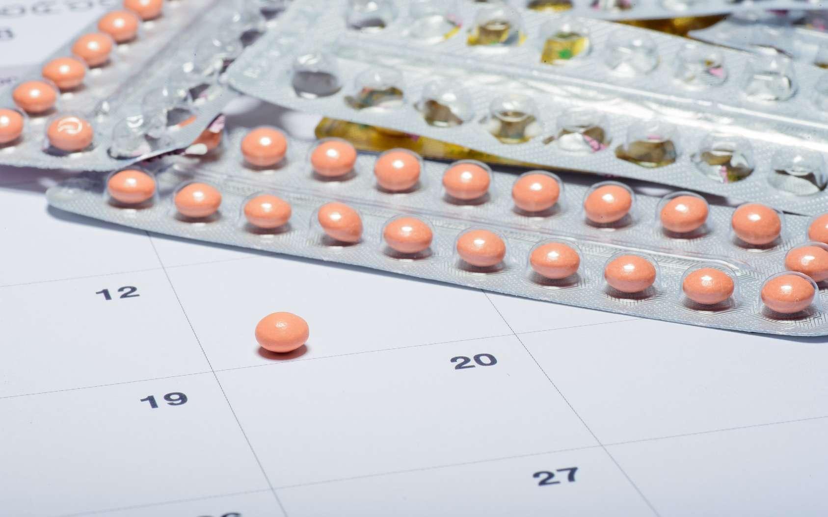 La pilule contraceptive est délivrée sur ordonnance médicale. © Waranyu, Fotolia